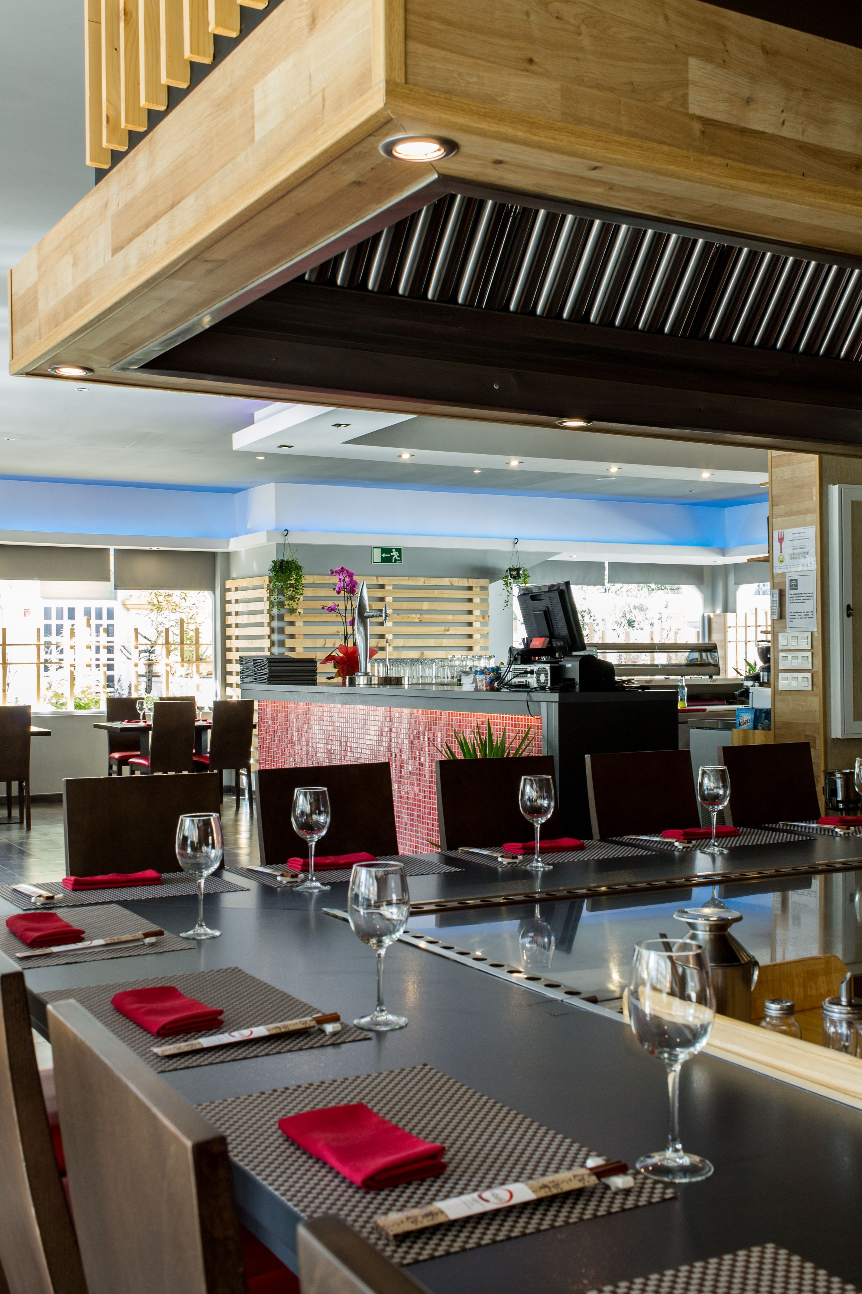 Foto 3 de Cocina japonesa en Fuengirola | Restaurante Teppanyaki Kazuki
