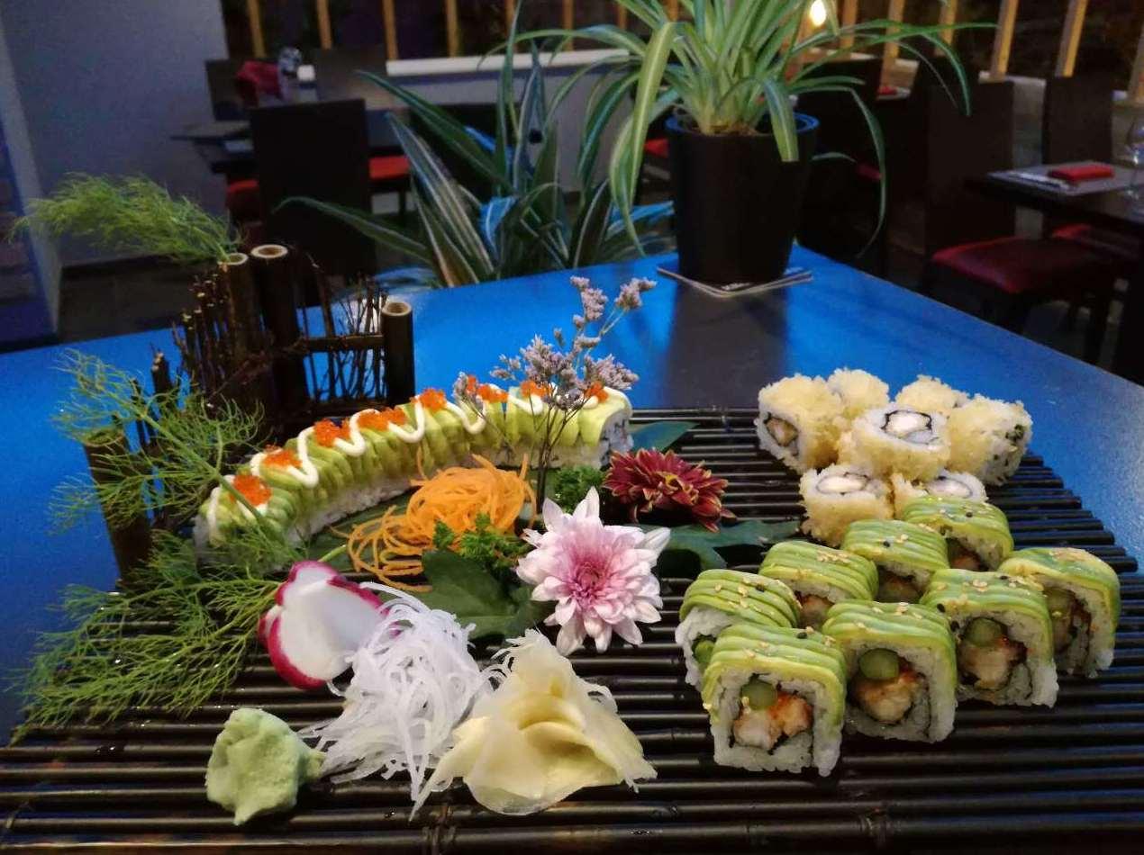 Foto 23 de Cocina japonesa en Fuengirola | Restaurante Teppanyaki Kazuki