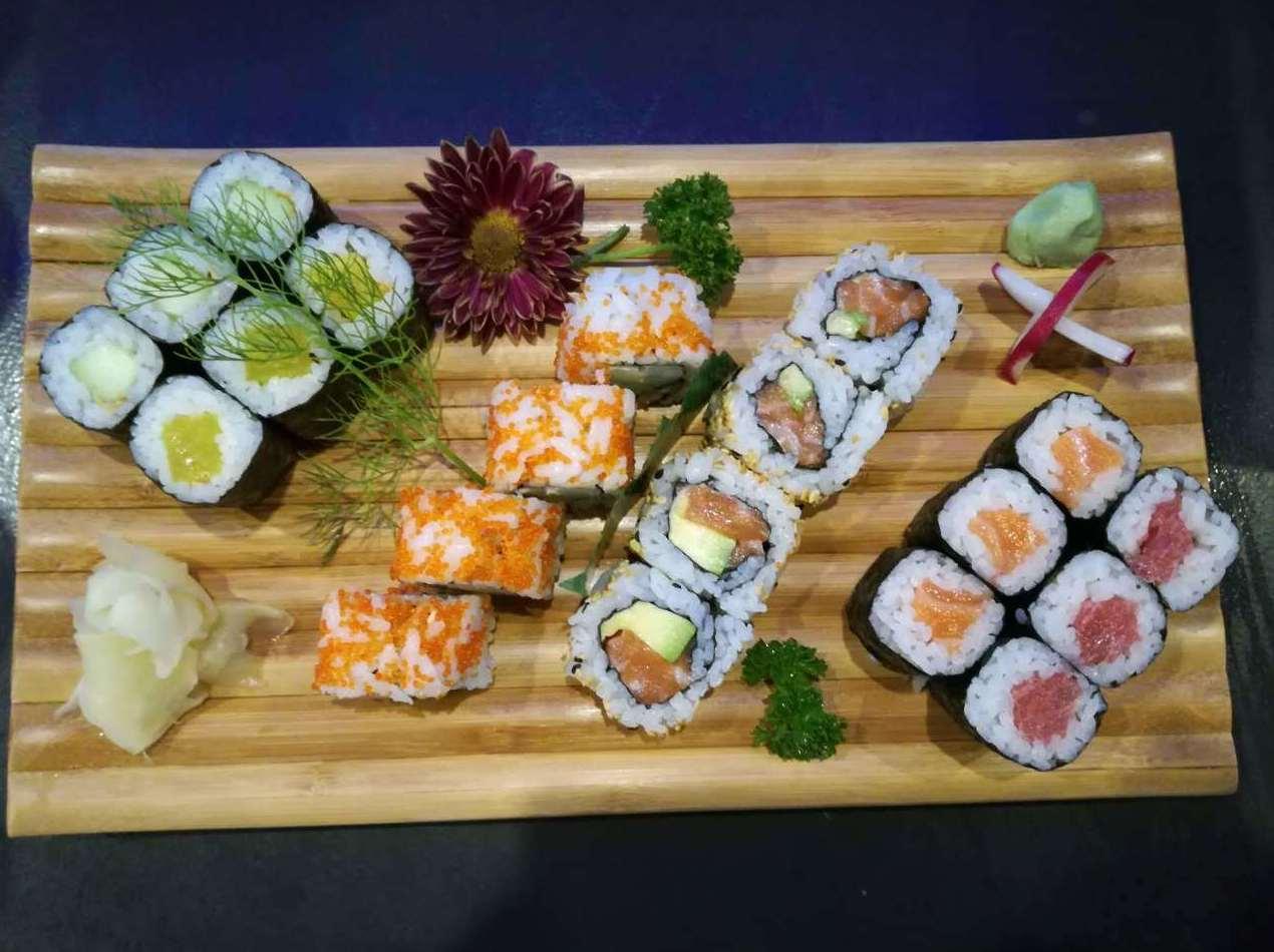 Foto 1 de Cocina japonesa en Fuengirola | Restaurante Teppanyaki Kazuki
