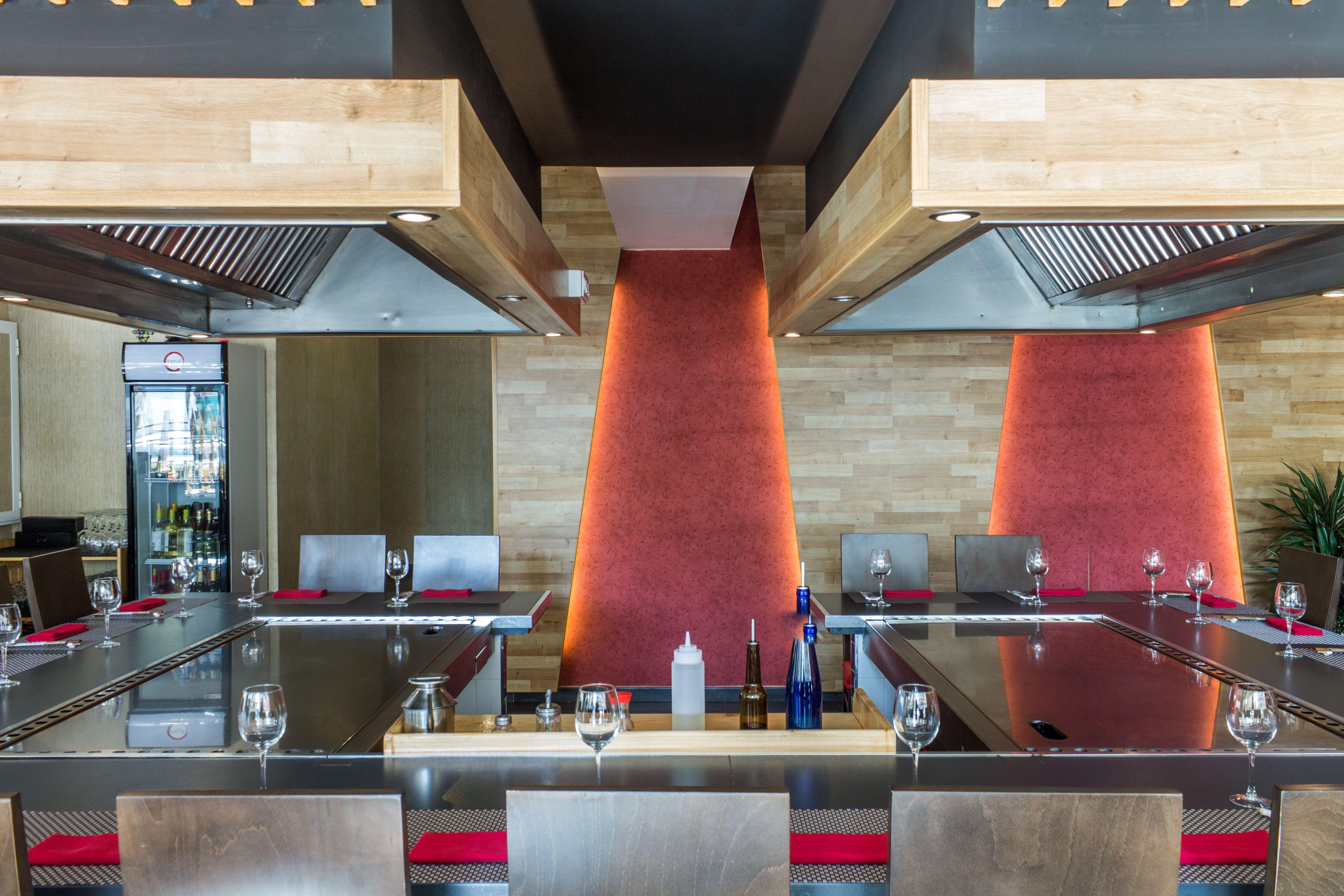 Foto 4 de Cocina japonesa en Fuengirola | Restaurante Teppanyaki Kazuki