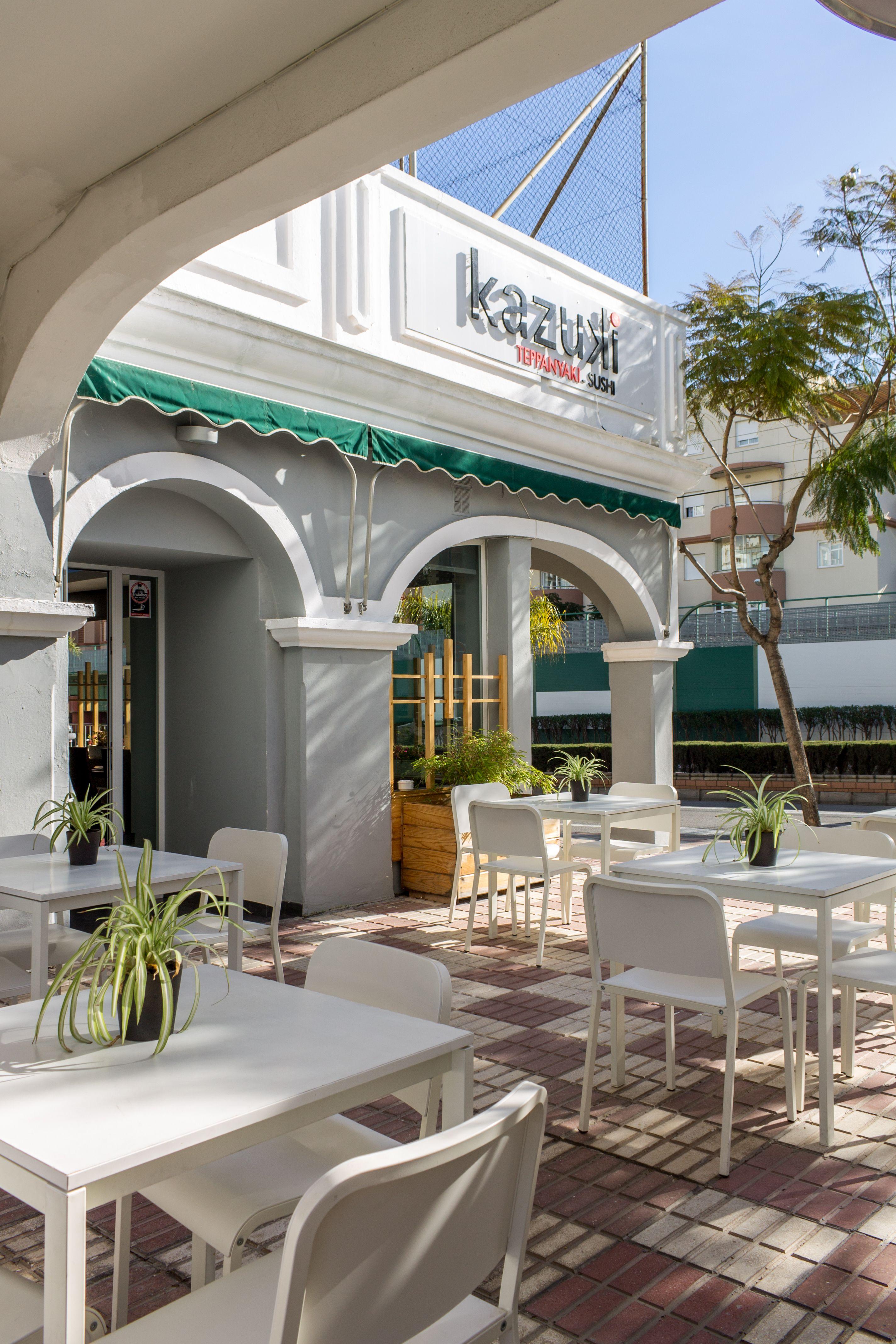 Foto 9 de Cocina japonesa en Fuengirola | Restaurante Teppanyaki Kazuki