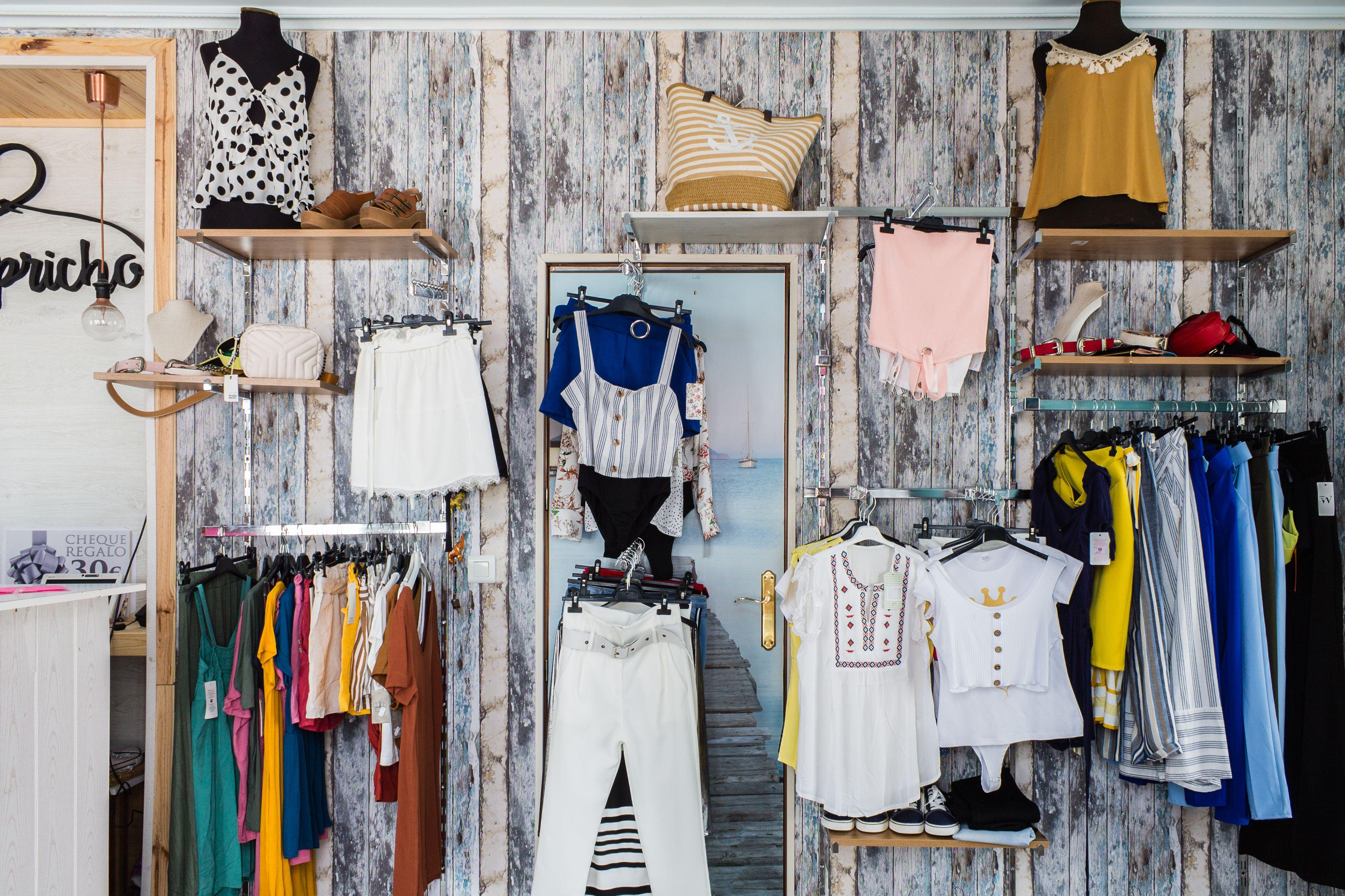 Venta de ropa online en Sevilla
