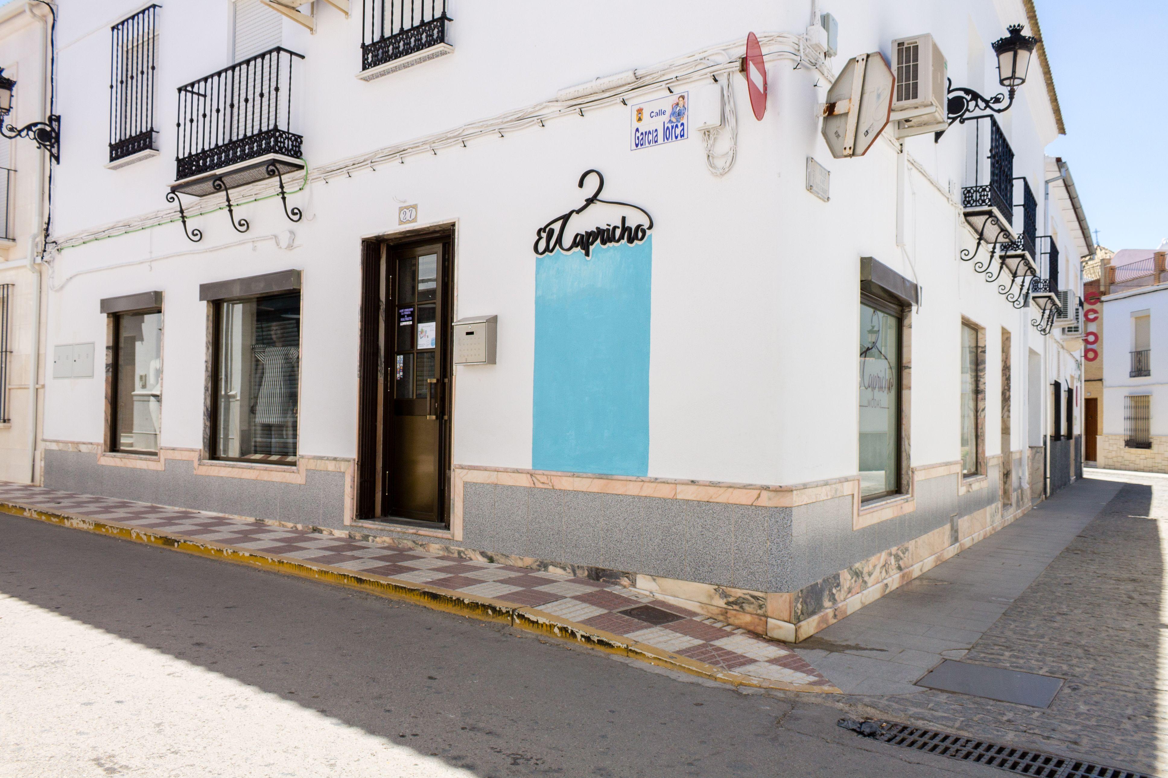 El Capricho modas en Pedrera Sevilla