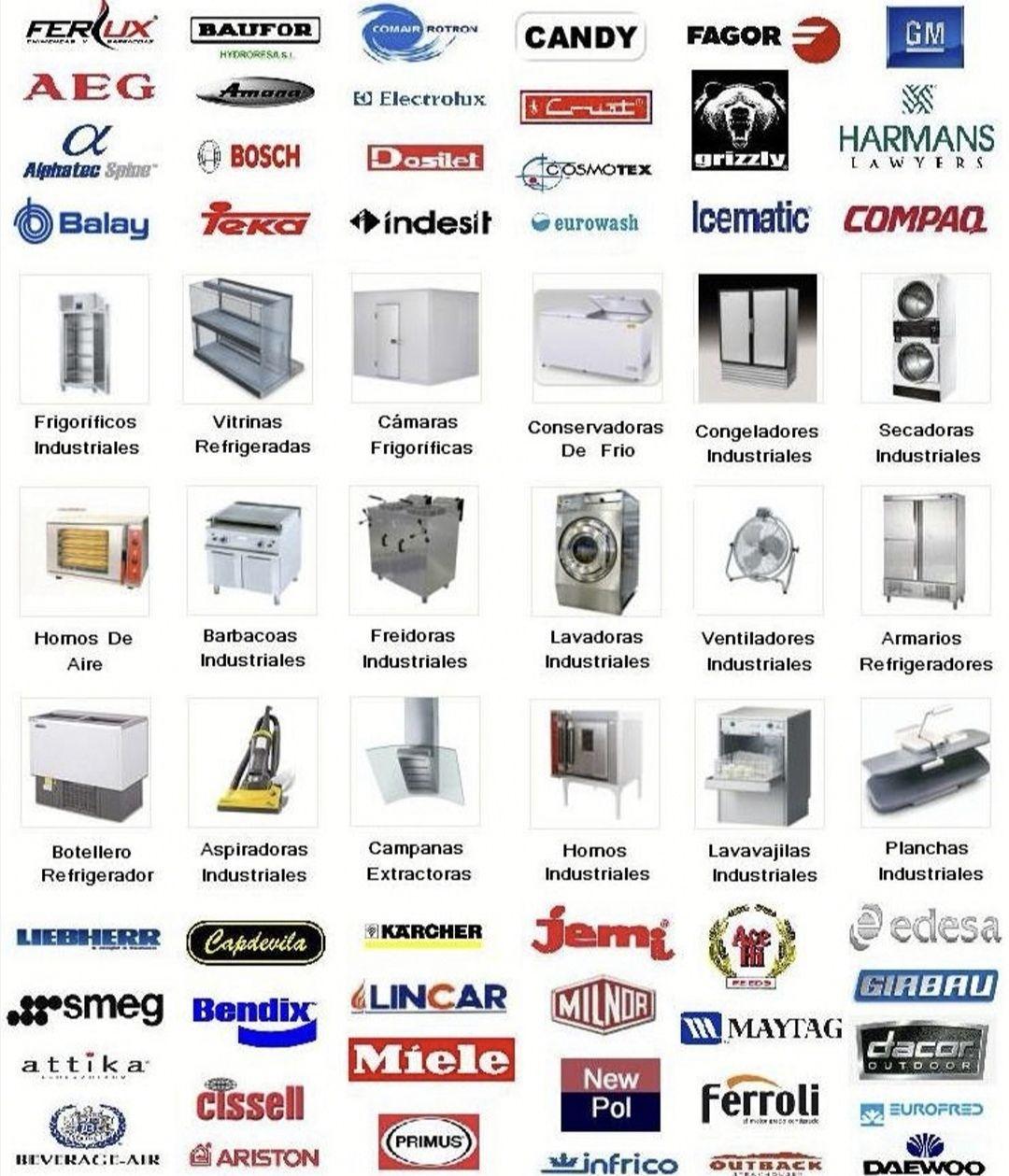 Reparación de electrodomésticos multimarca en Santa Cruz de Tenerife