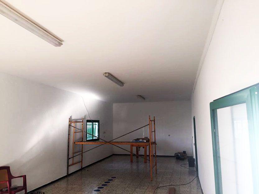 Montaje de techos registrables en Fuerteventura