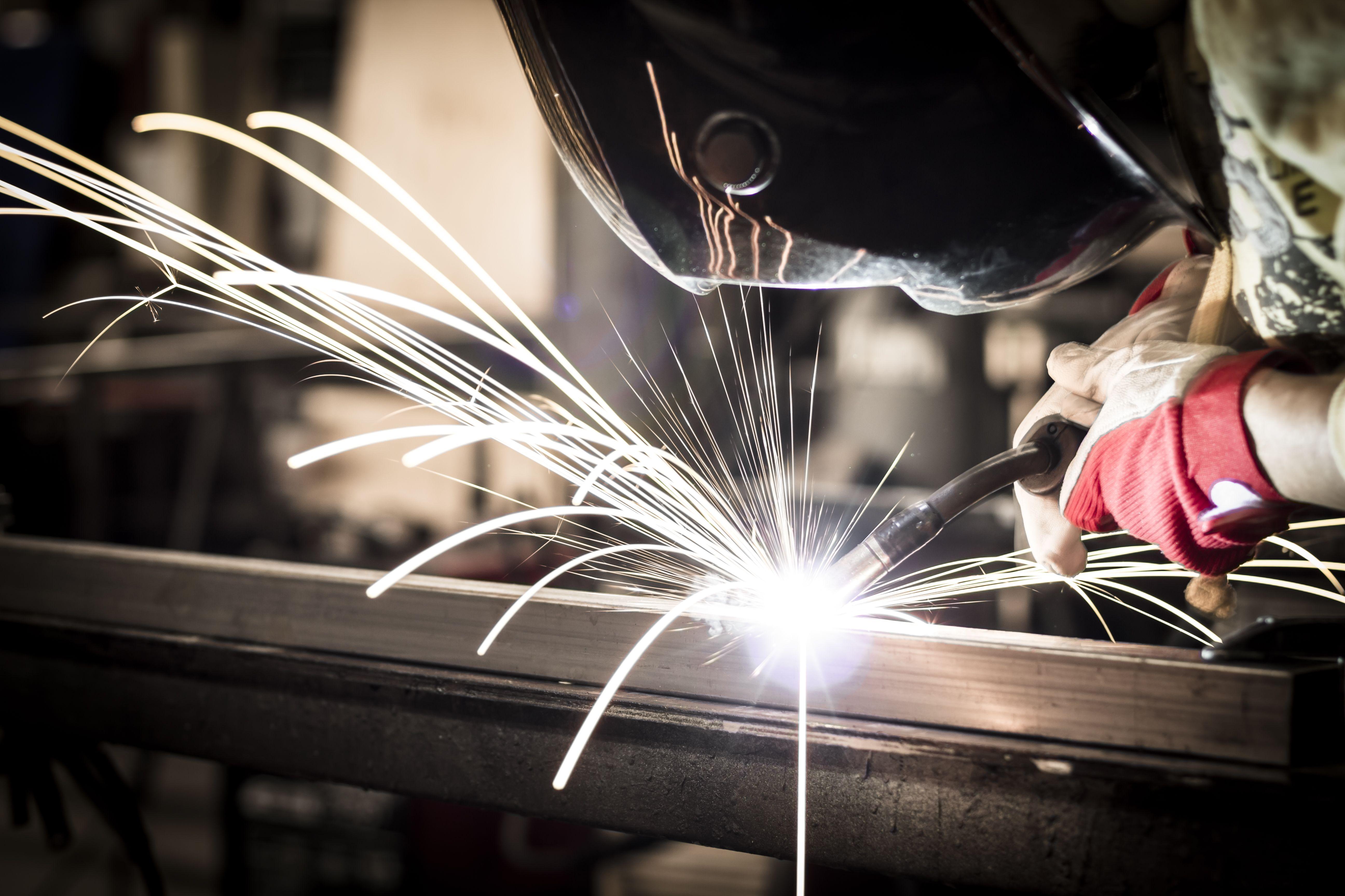 Trabajos de soldadura: Servicios de Aluminios Araya