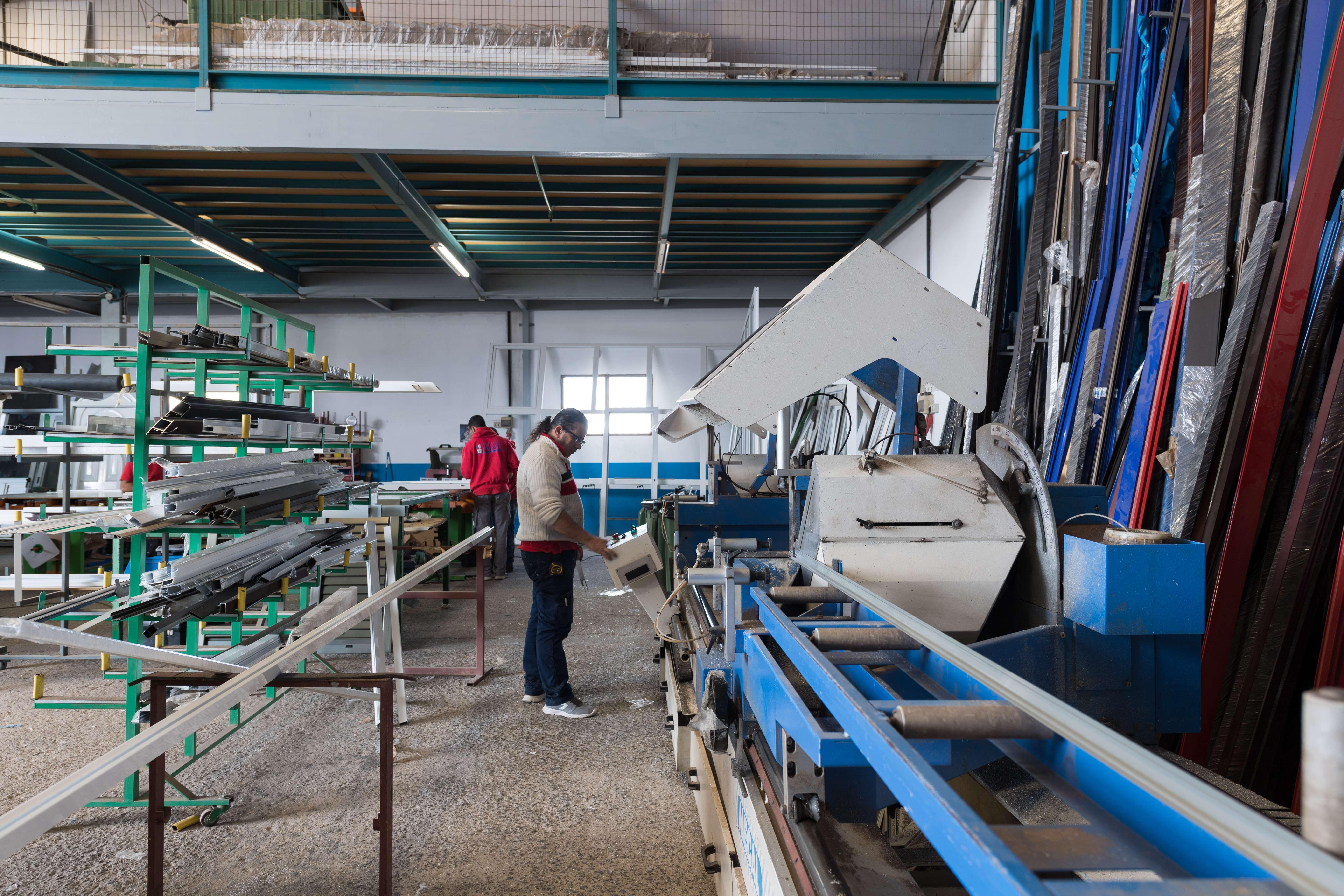 Fabricación de puertas de aluminio en Fuerteventura