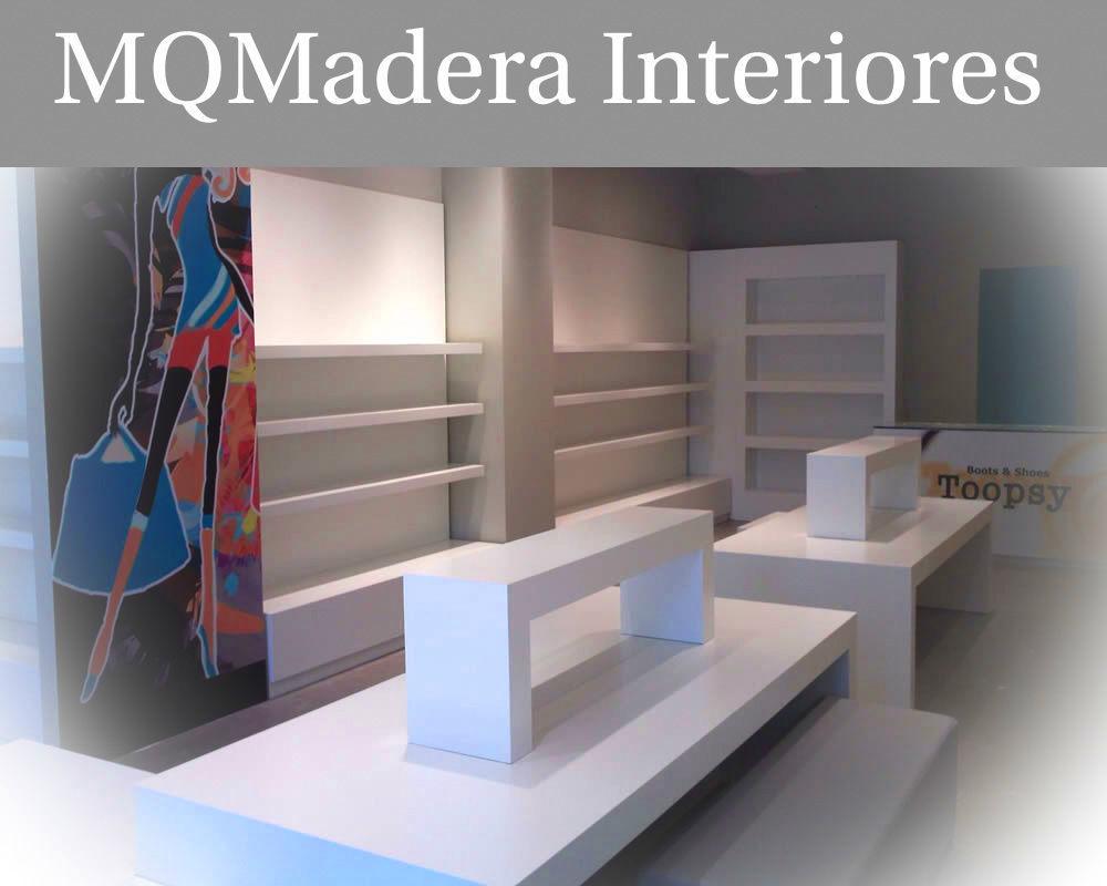 Diseño y fabricación mobiliario para locales comerciales