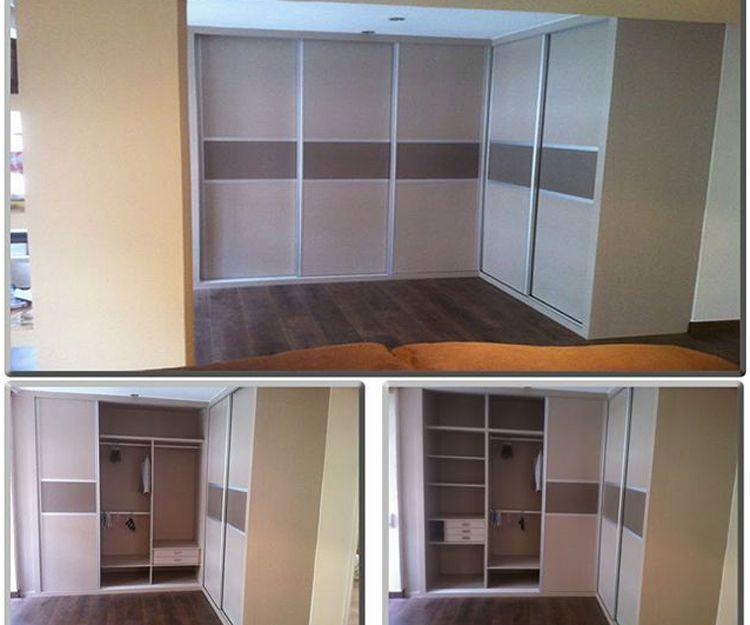 Fabricación y montaje armario vestidor