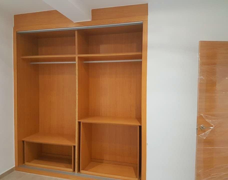 Instalación armario empotrado a medida