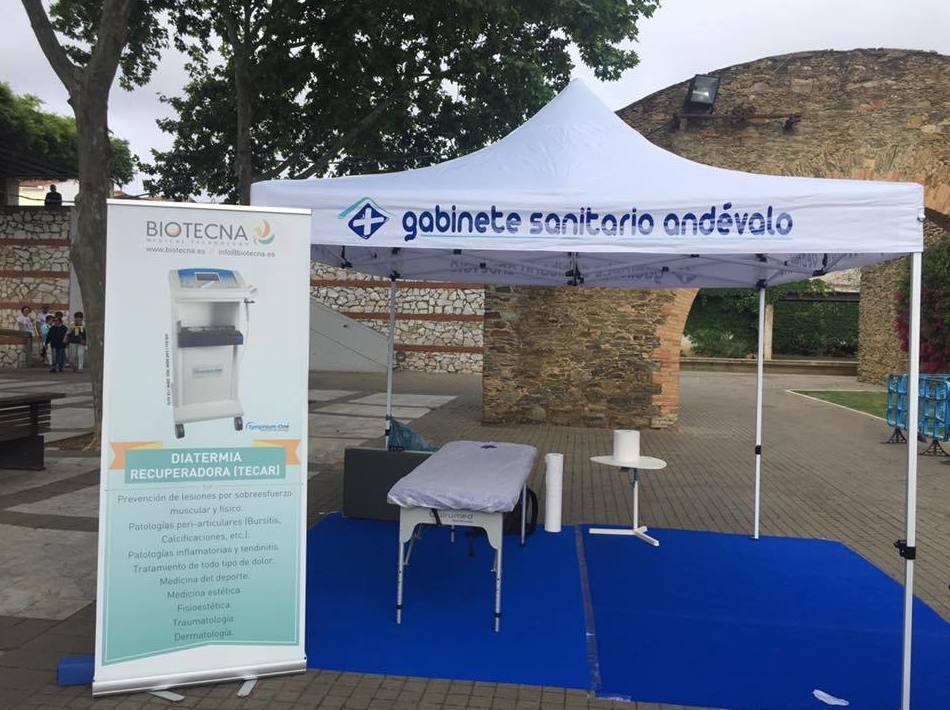 Foto 5 de Fisioterapia y osteopatía en Valverde Del Camino | Gabinete Sanitario Andévalo