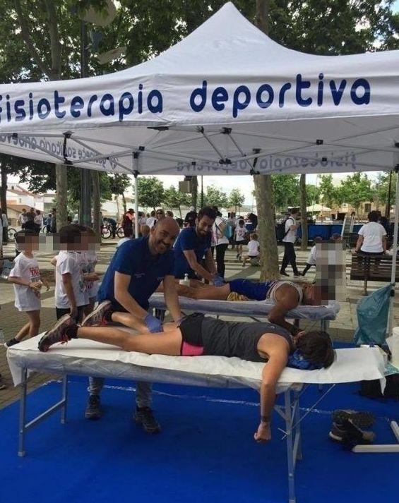 Foto 2 de Fisioterapia y osteopatía en Valverde del Camino | Gabinete Sanitario Andévalo