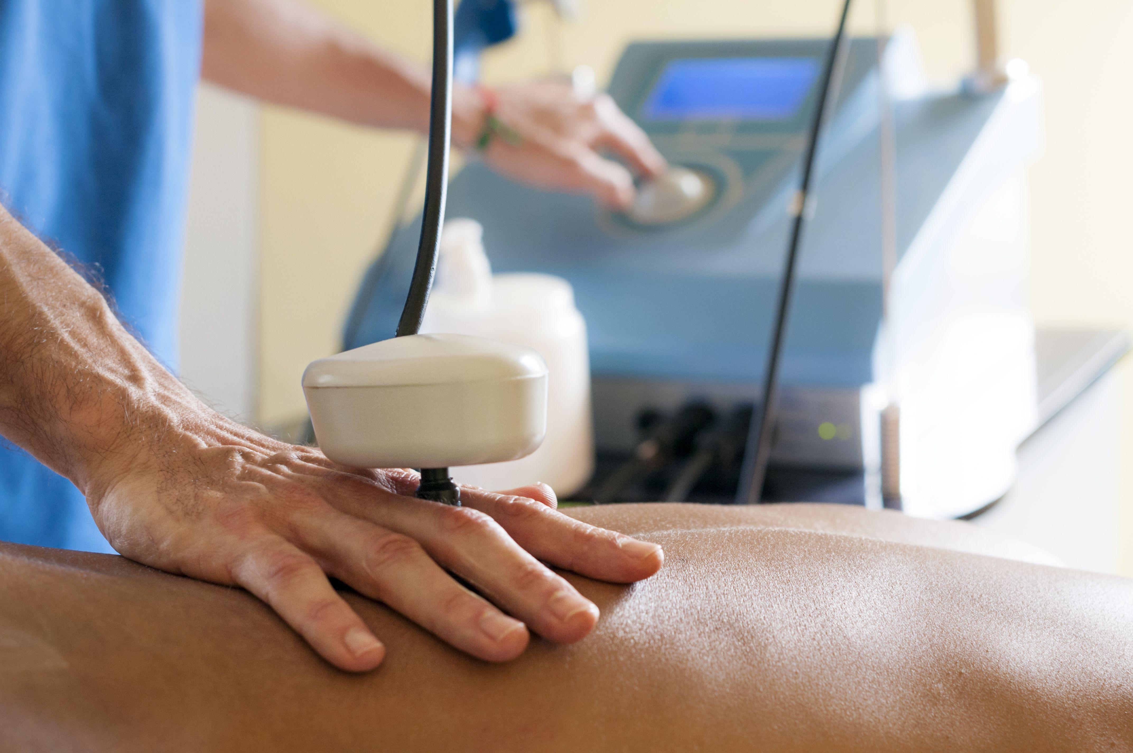 Foto 10 de Fisioterapia y osteopatía en Valverde Del Camino | Gabinete Sanitario Andévalo