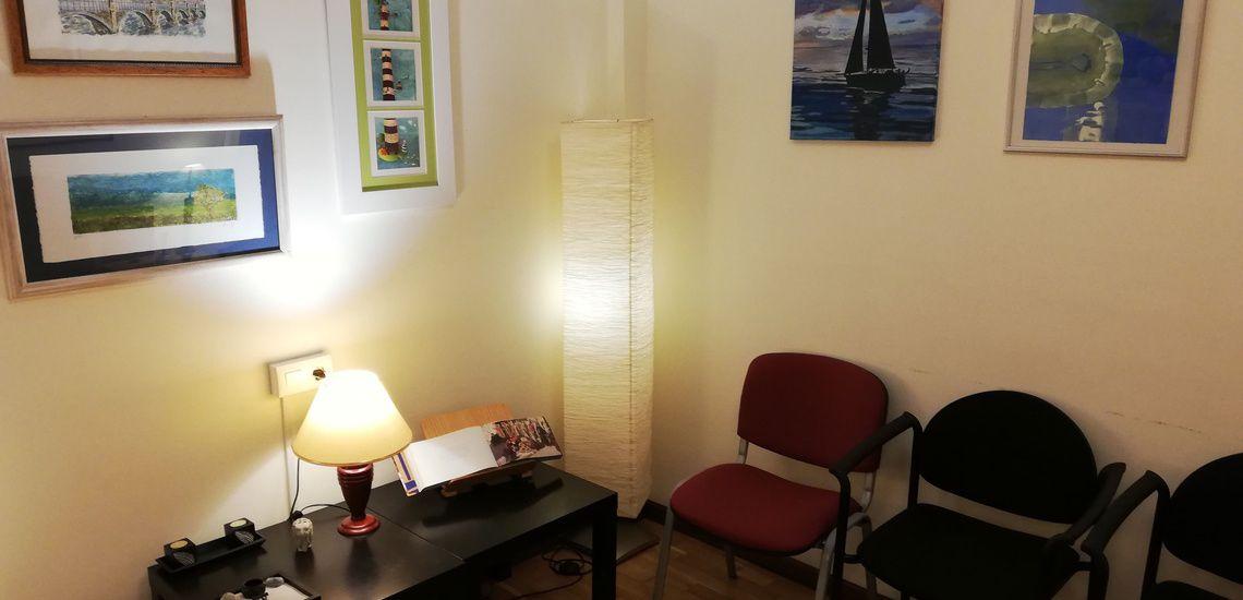 Consulta de psicoterapia Oviedo