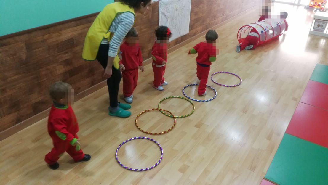 Ludoteca infantil en Córdoba