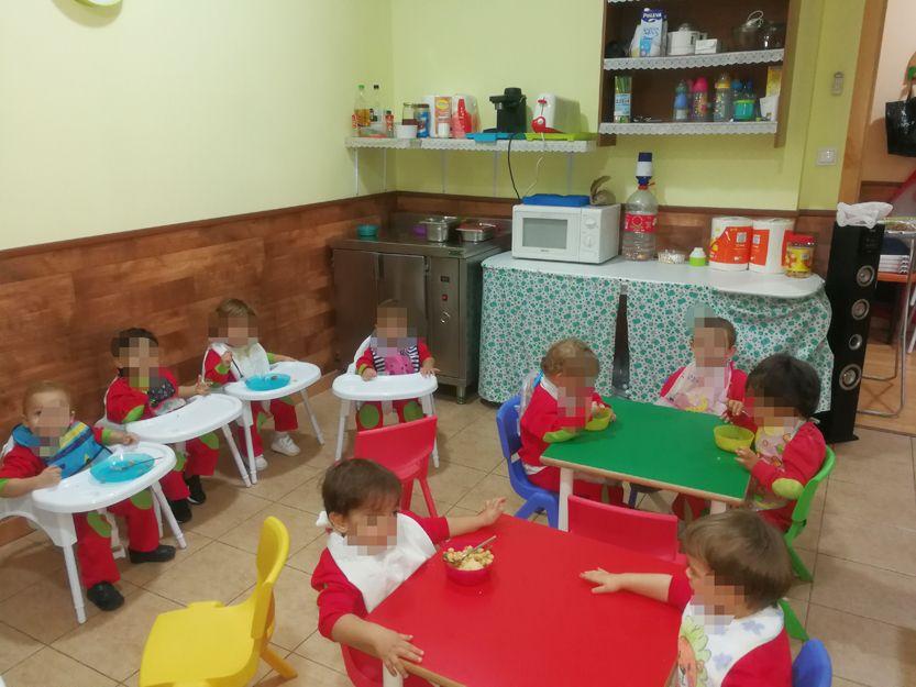 Escuela infantil con cocina propia en Córdoba
