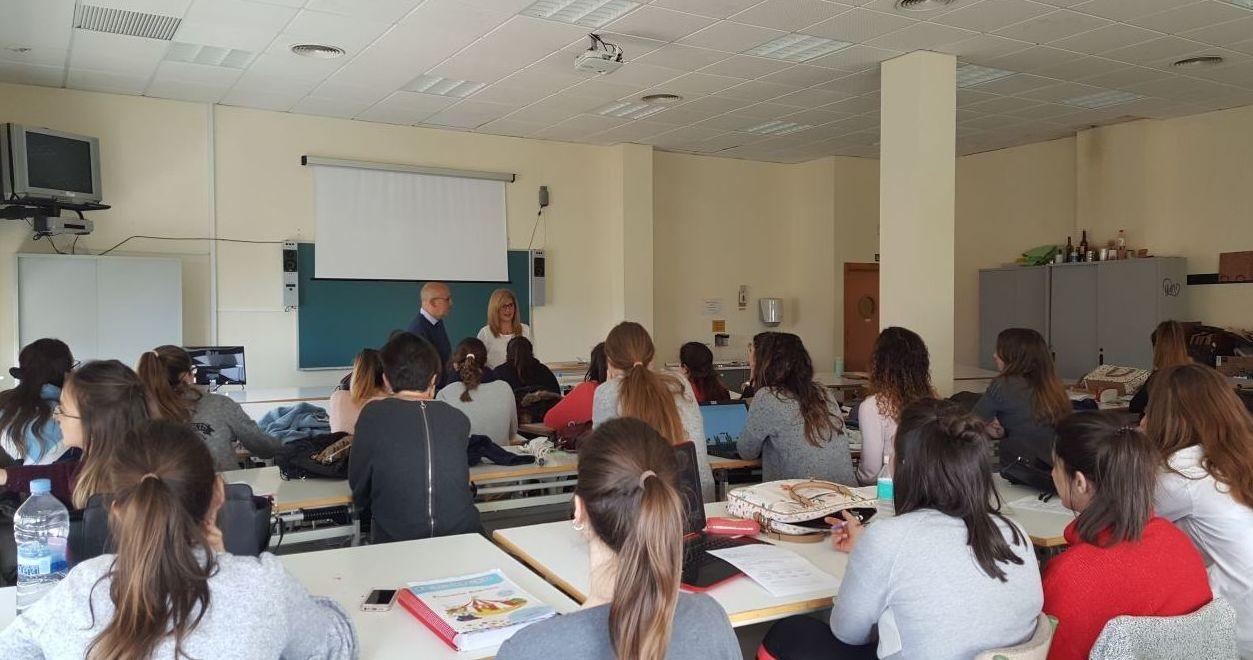 Seminario en la Universidad de Córdoba