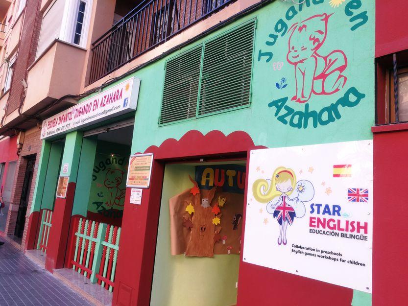 Escuela infantil en Córdoba
