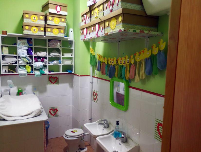 Baños adaptados a los más pequeños