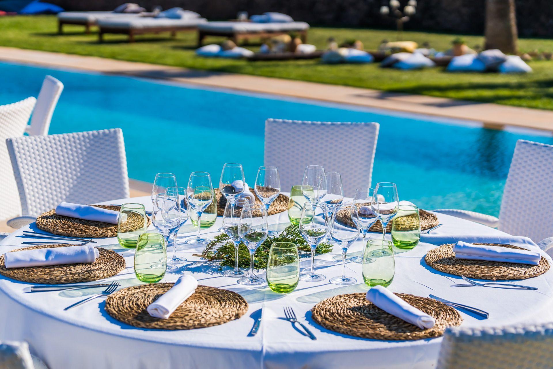Catering para eventos en Mallorca