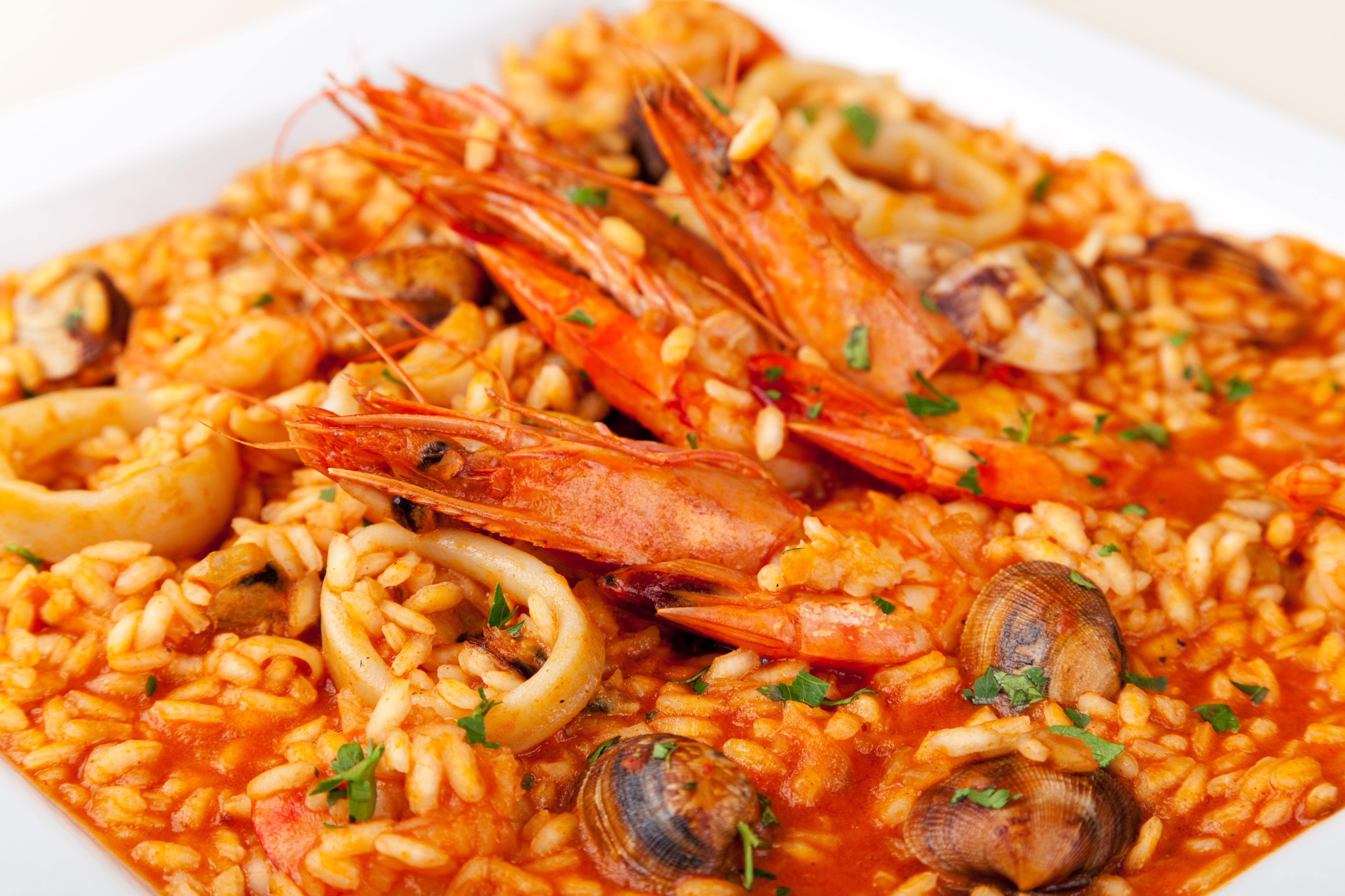 Paella: Servicios de Finca Catering Mallorca