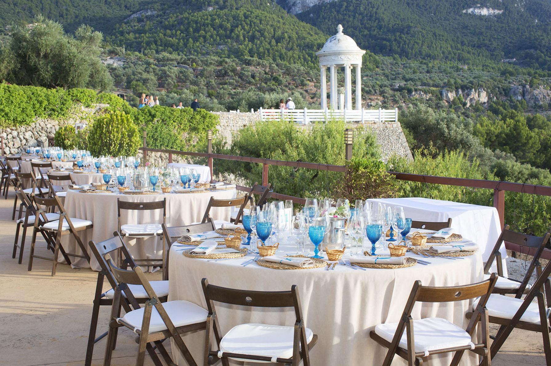 Catering para eventos especiales: Servicios de Finca Catering Mallorca