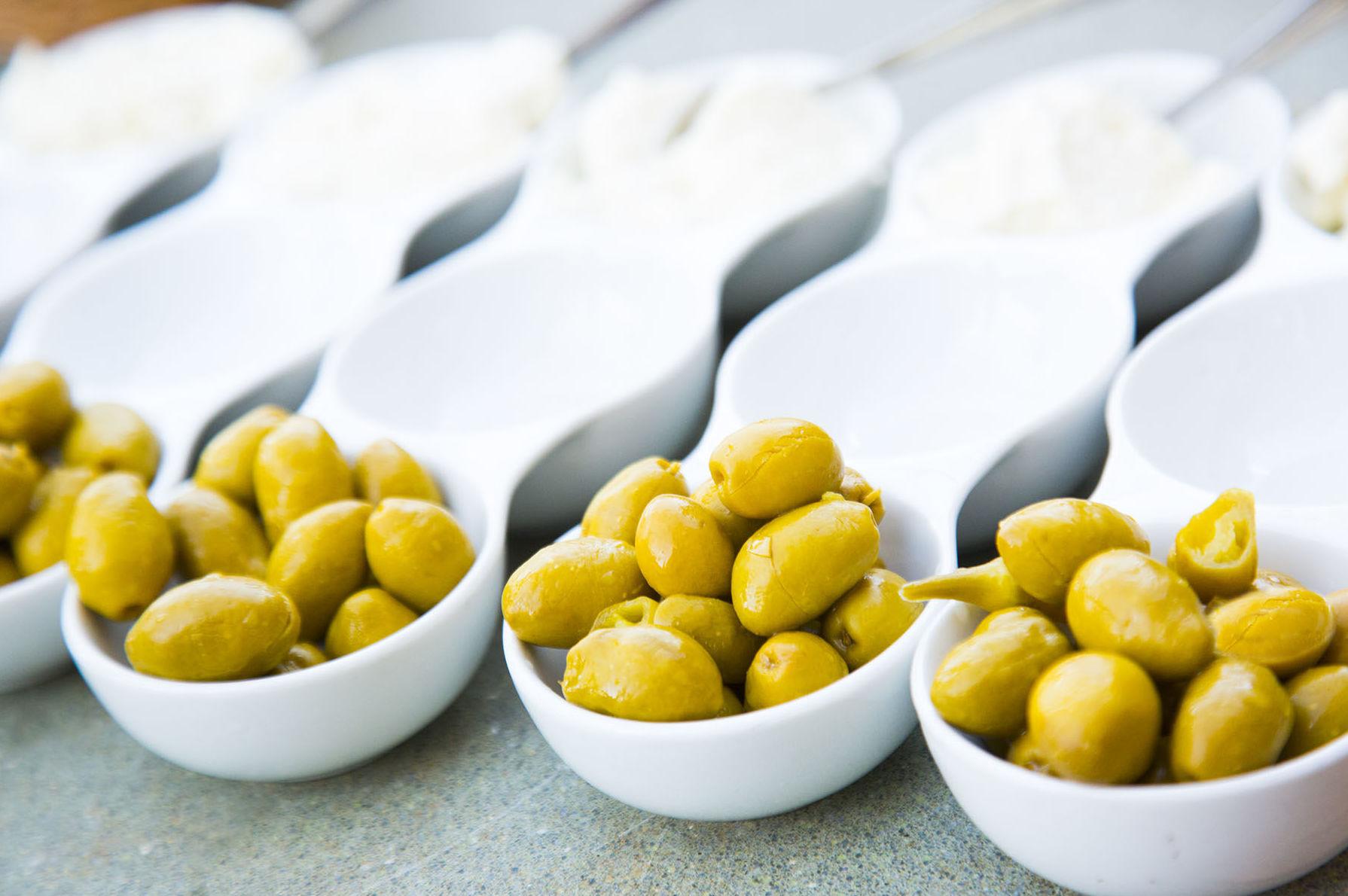 Aceitunas mallorquinas, exquisito manjar Mediterráneo