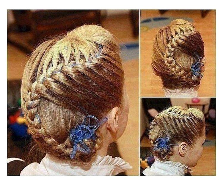 Luce un peinado con estilo