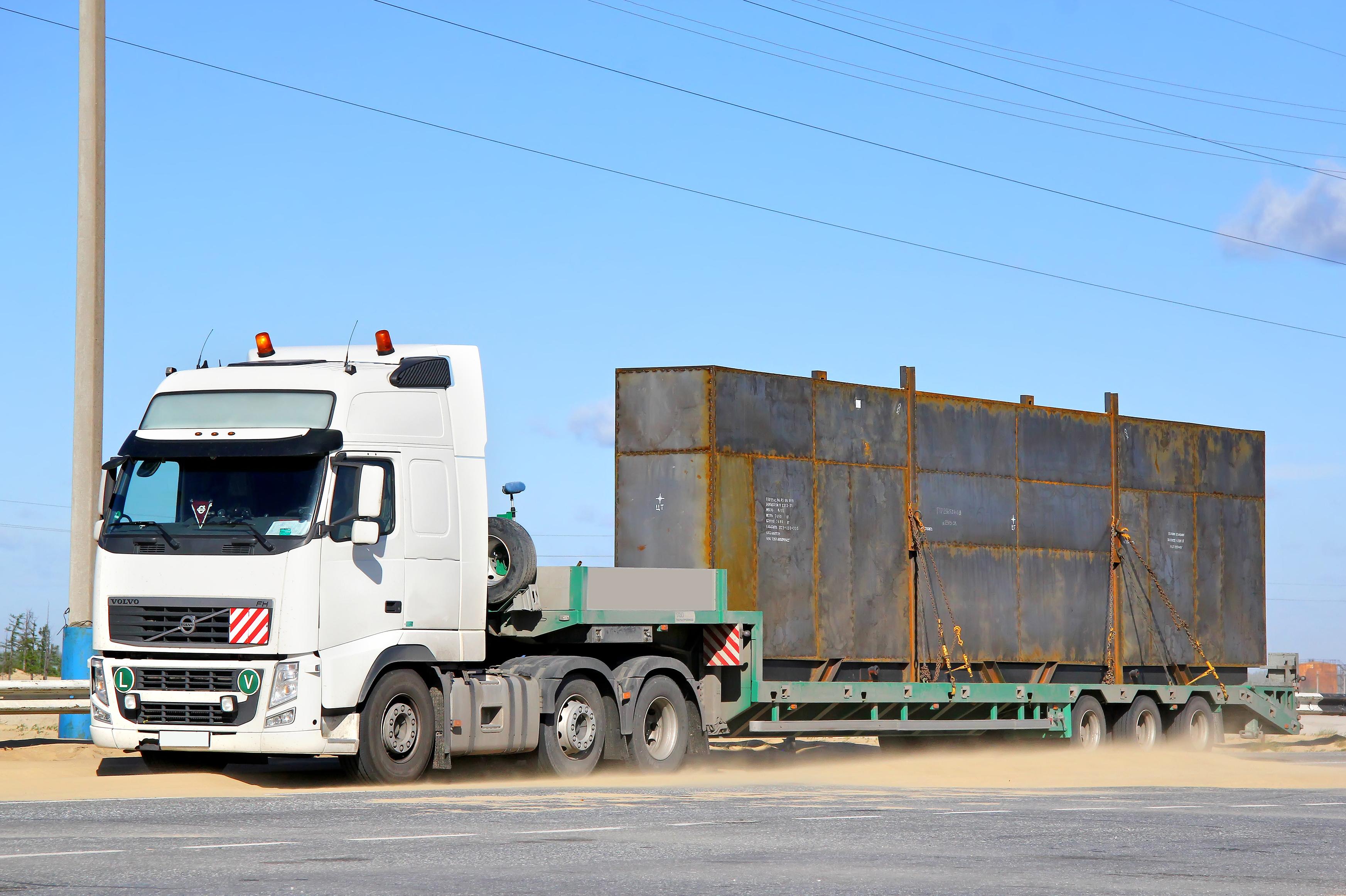 Empresa de transporte de mercancías de todo tipo por carretera, con servicio urgente 24 horas