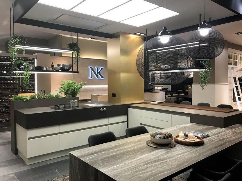 Muebles de cocina a medida en Gijón - Nukleo Cocinas
