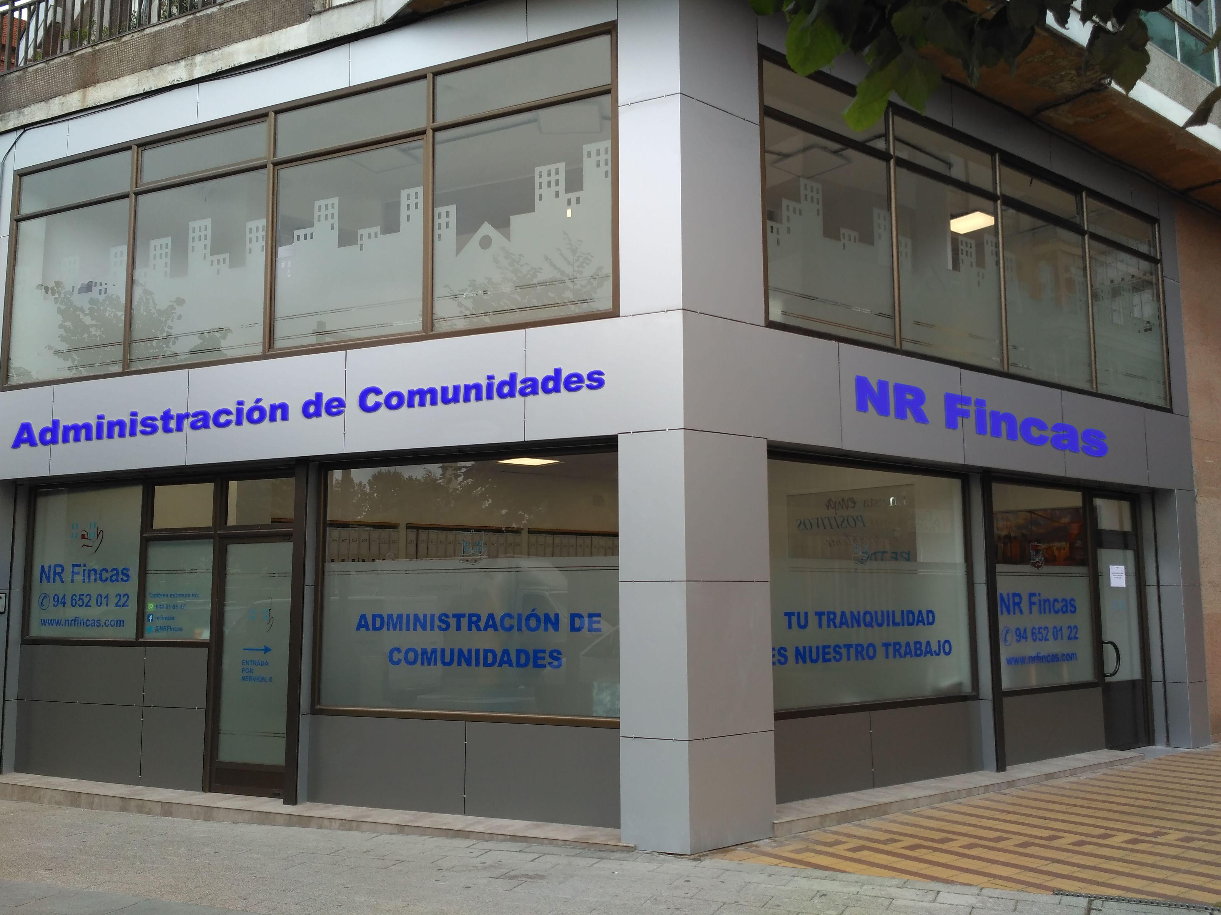Administración de comunidades en Vizcaya