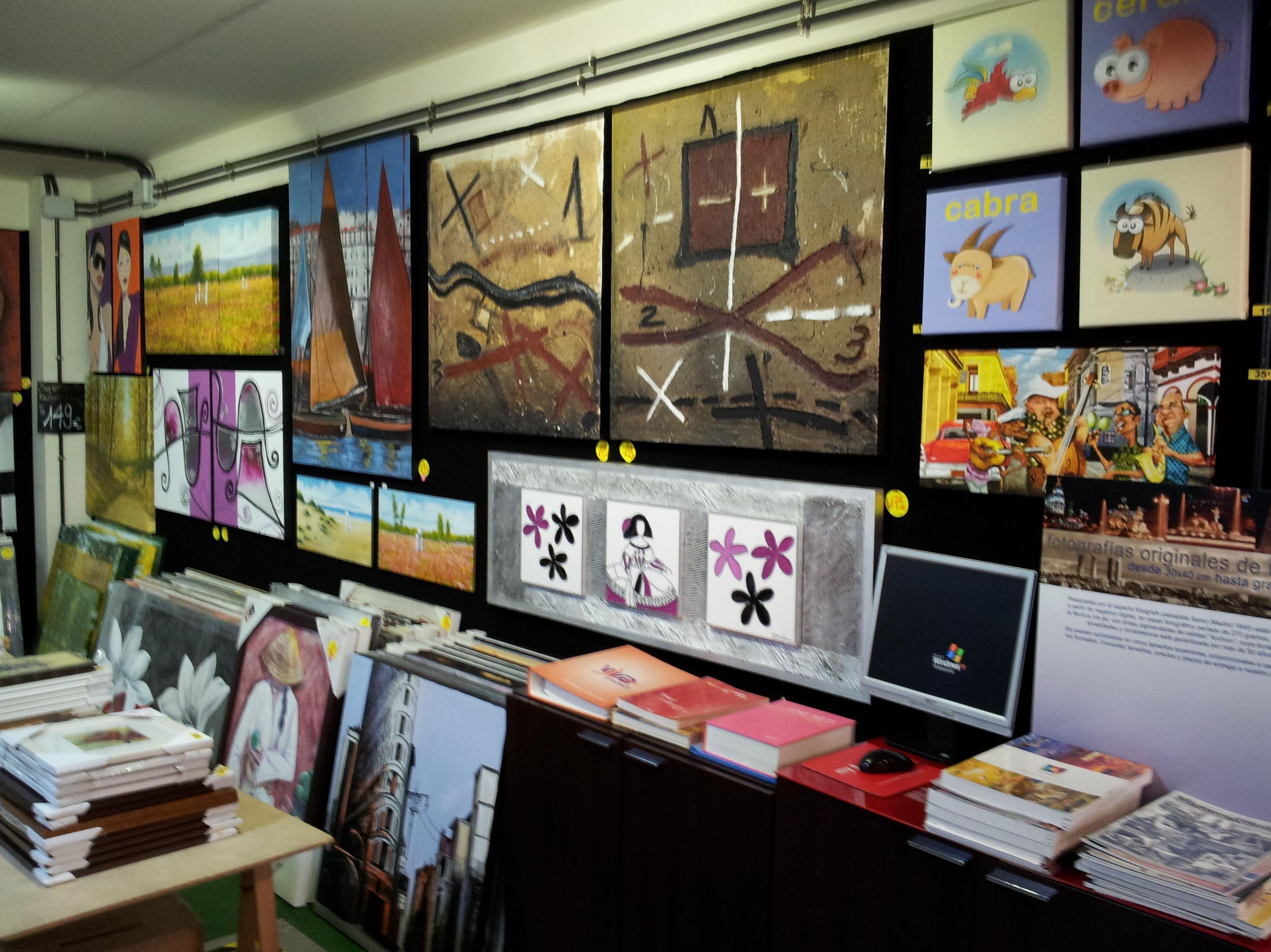 Foto 4 de Cuadros y marcos en Las Rozas de Madrid | Cuadro Factory