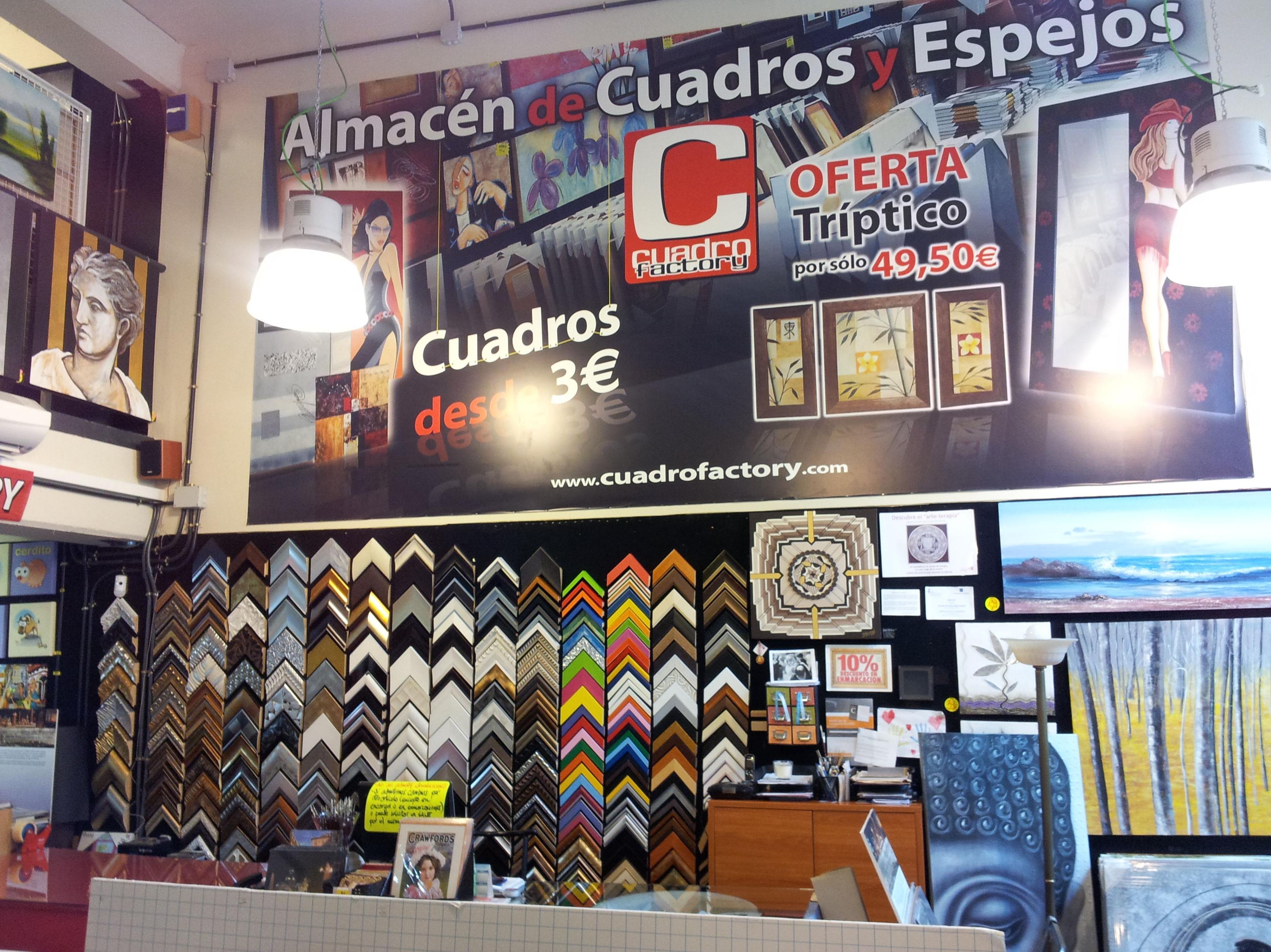 Foto 1 de Cuadros y marcos en Las Rozas de Madrid | Cuadro Factory