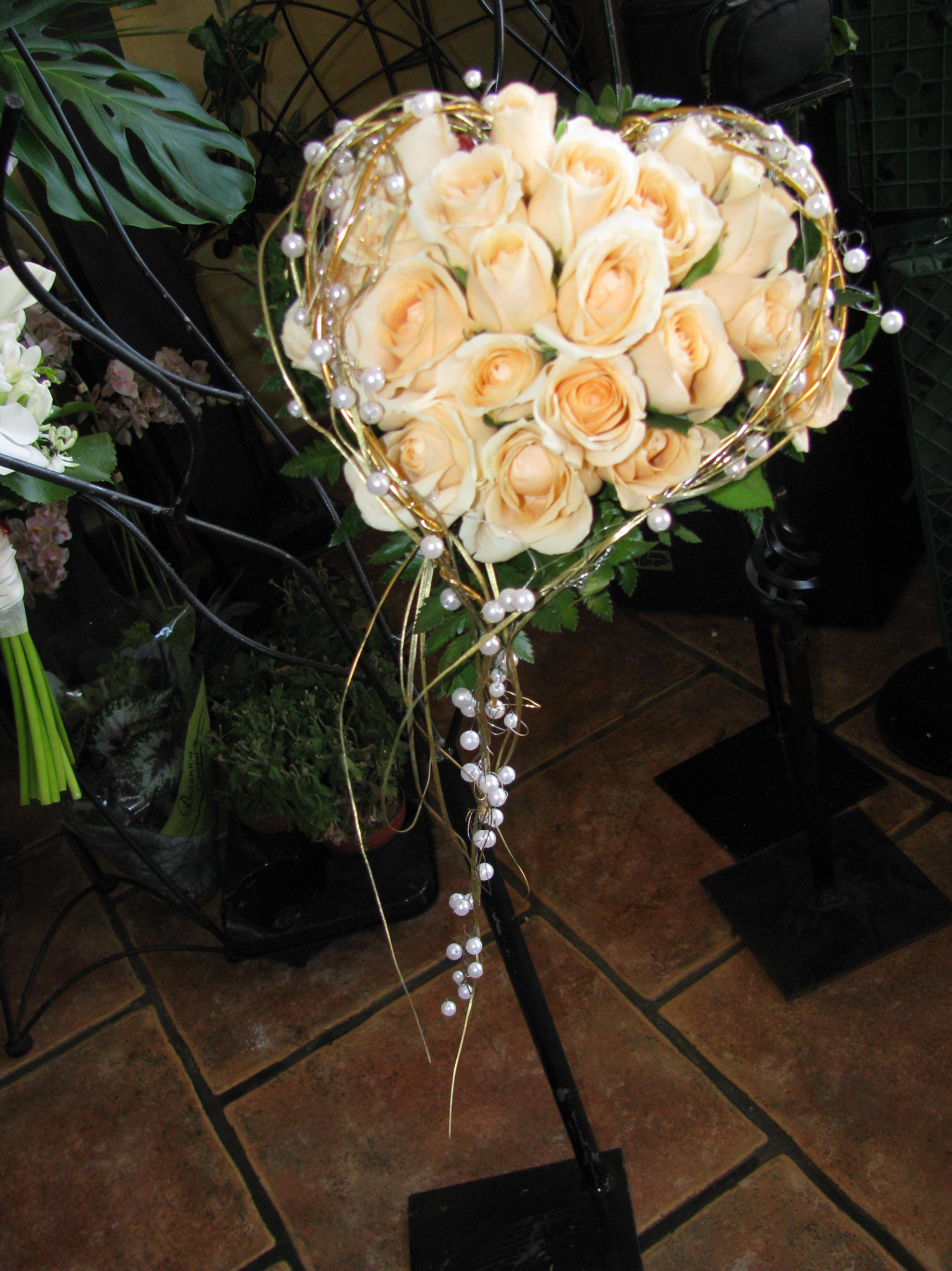 Ramo de novia en Soria