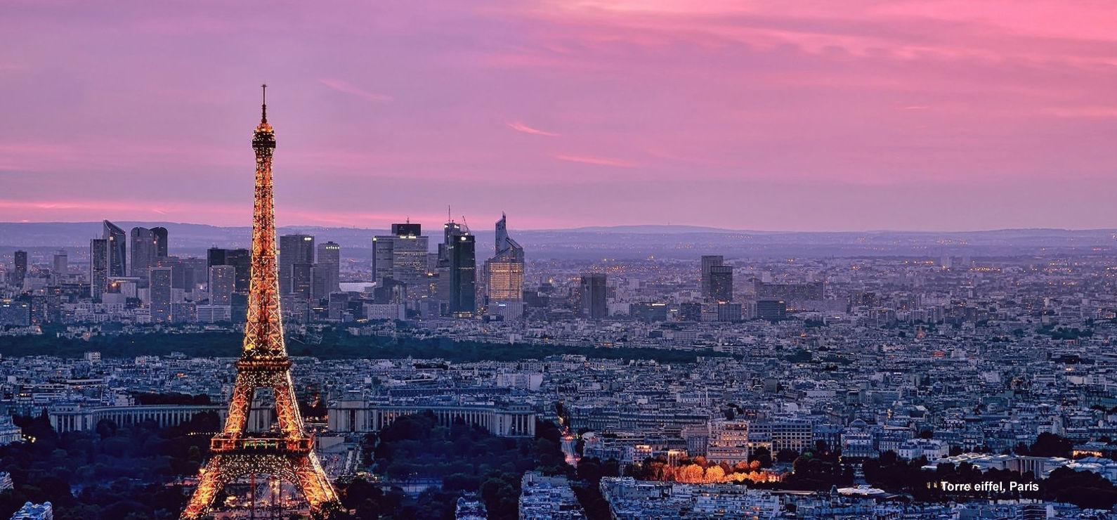 Próximo Viaje De Madrid – París - Bruselas