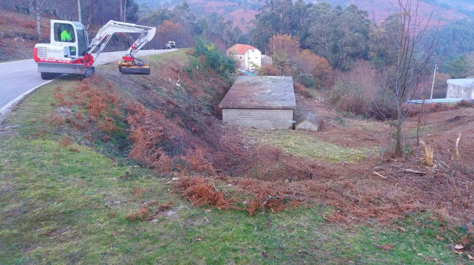 Foto 5 de Excavaciones en  | Excavaciones El Molino, S.L.
