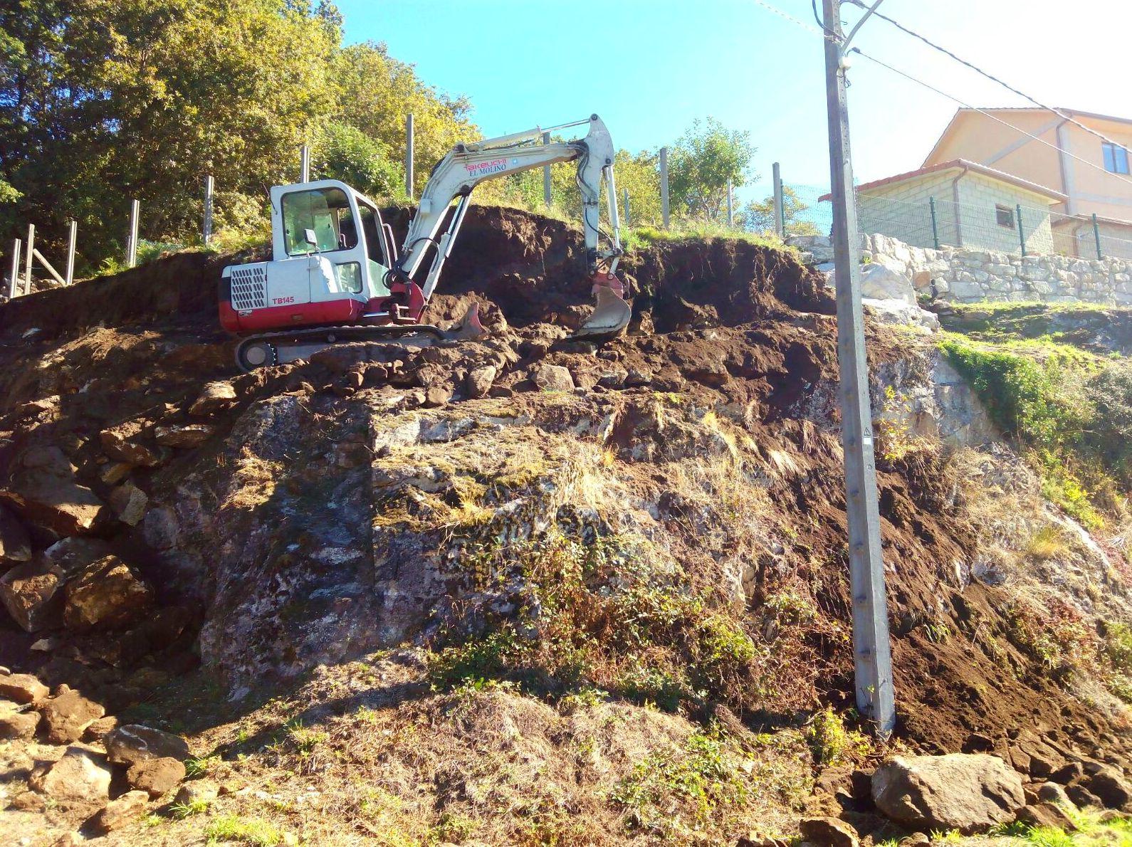 Foto 87 de Excavaciones en  | Excavaciones El Molino, S.L.