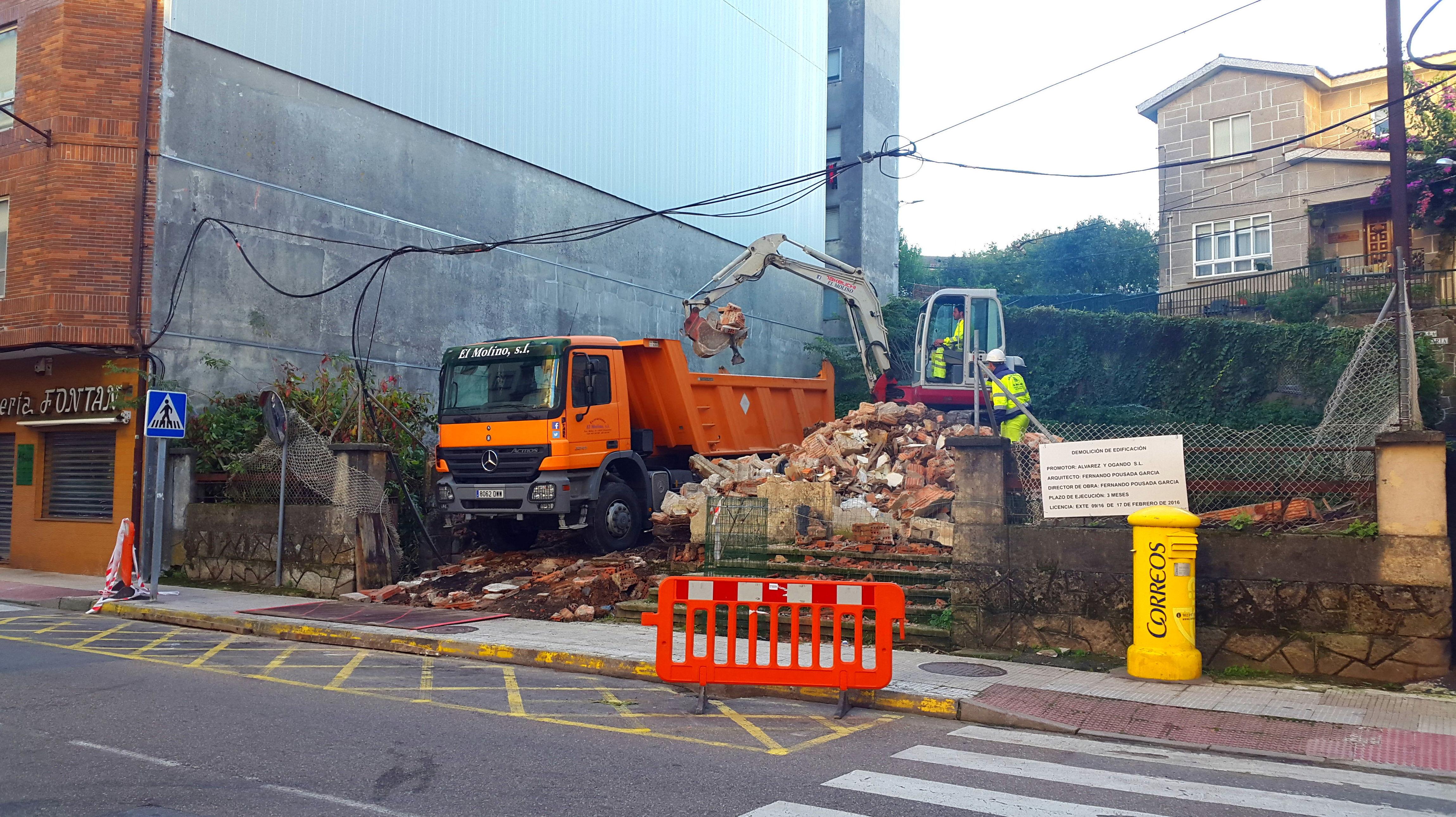 Foto 13 de Excavaciones en  | Excavaciones El Molino, S.L.