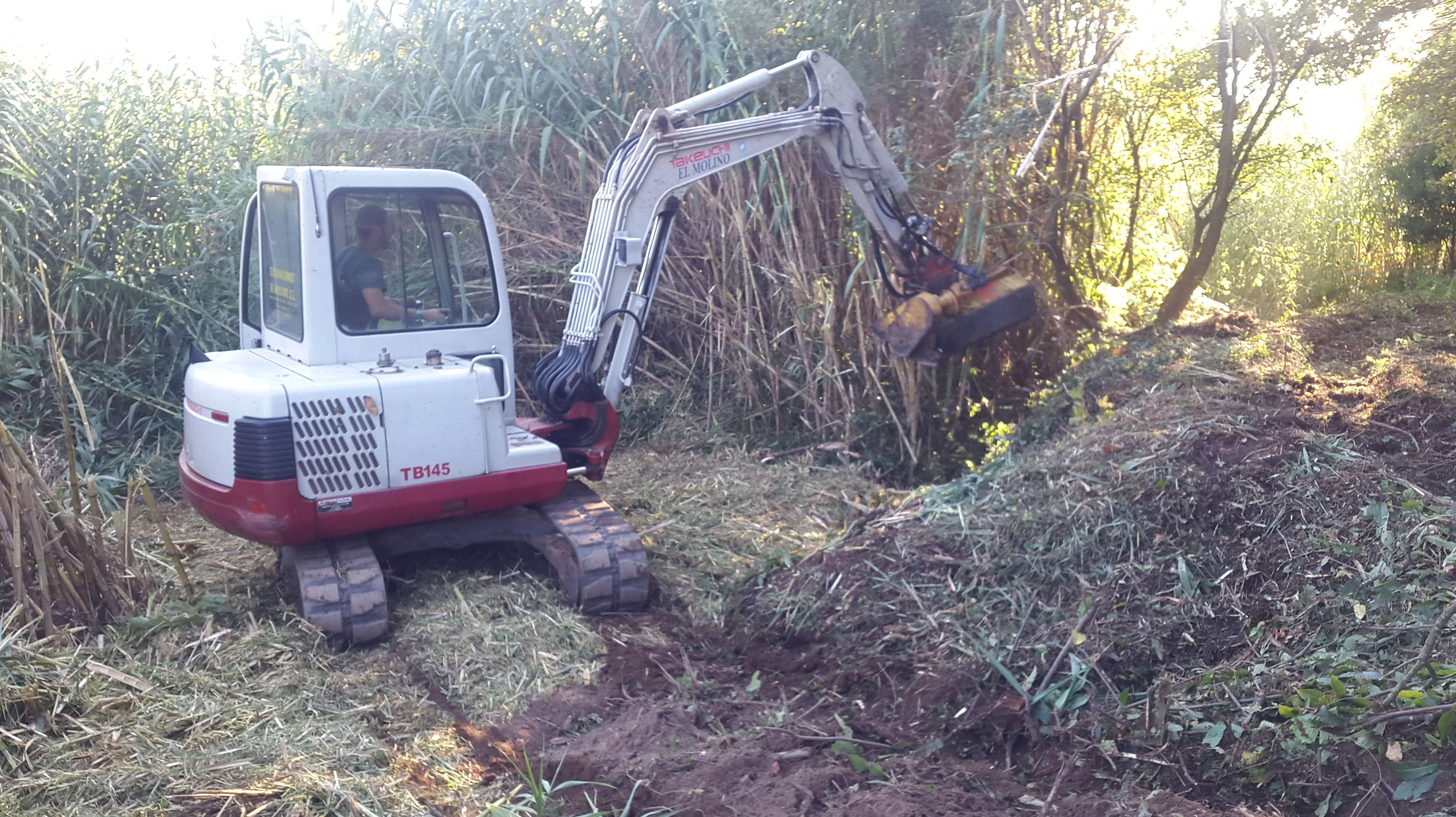 Foto 24 de Excavaciones en  | Excavaciones El Molino, S.L.