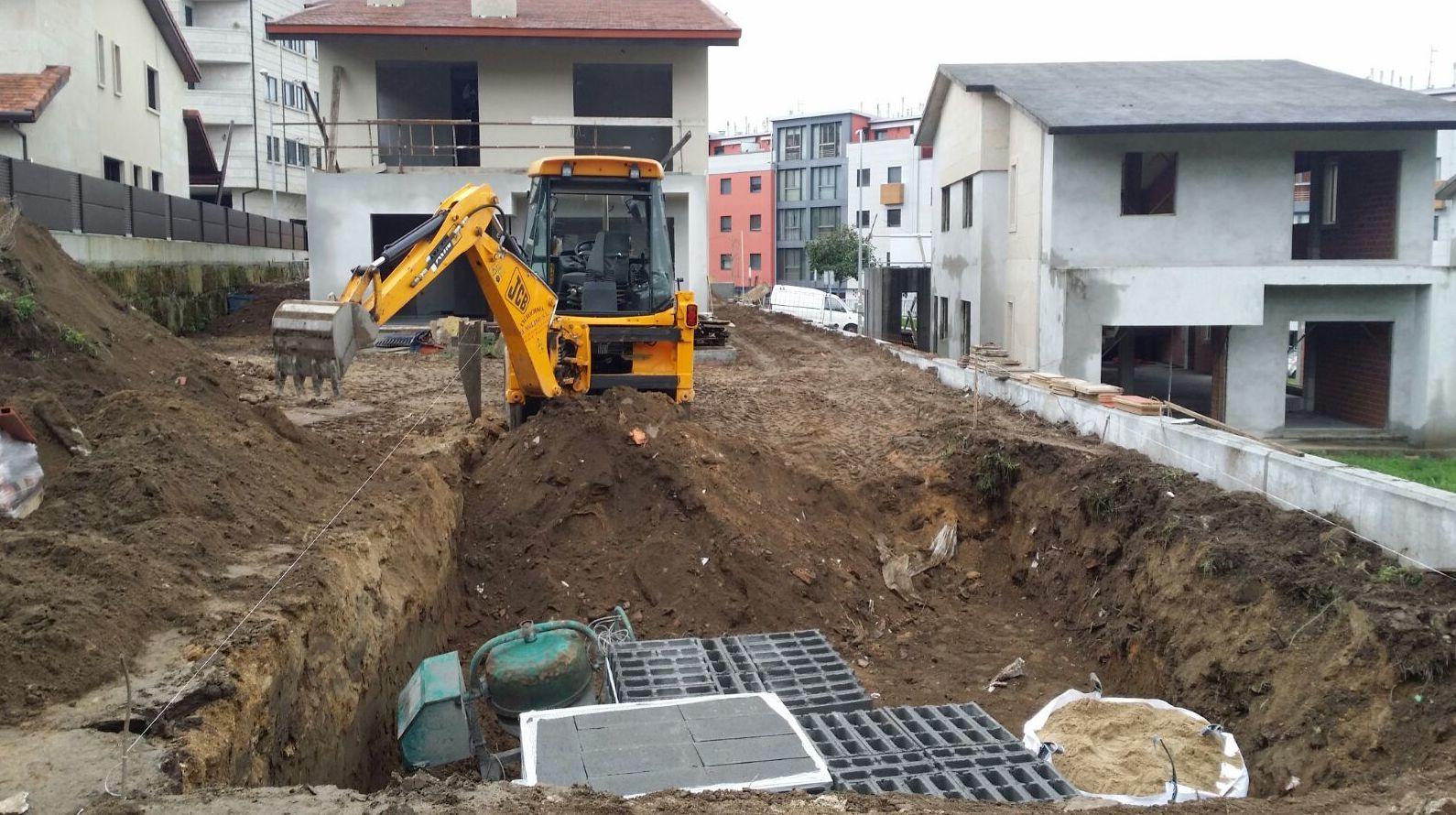 Foto 34 de Excavaciones en  | Excavaciones El Molino, S.L.