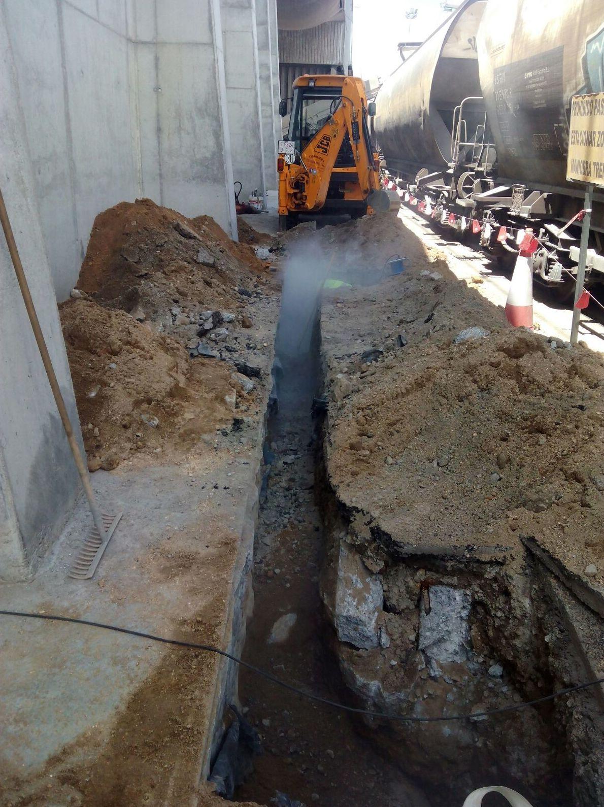 Foto 68 de Excavaciones en  | Excavaciones El Molino, S.L.