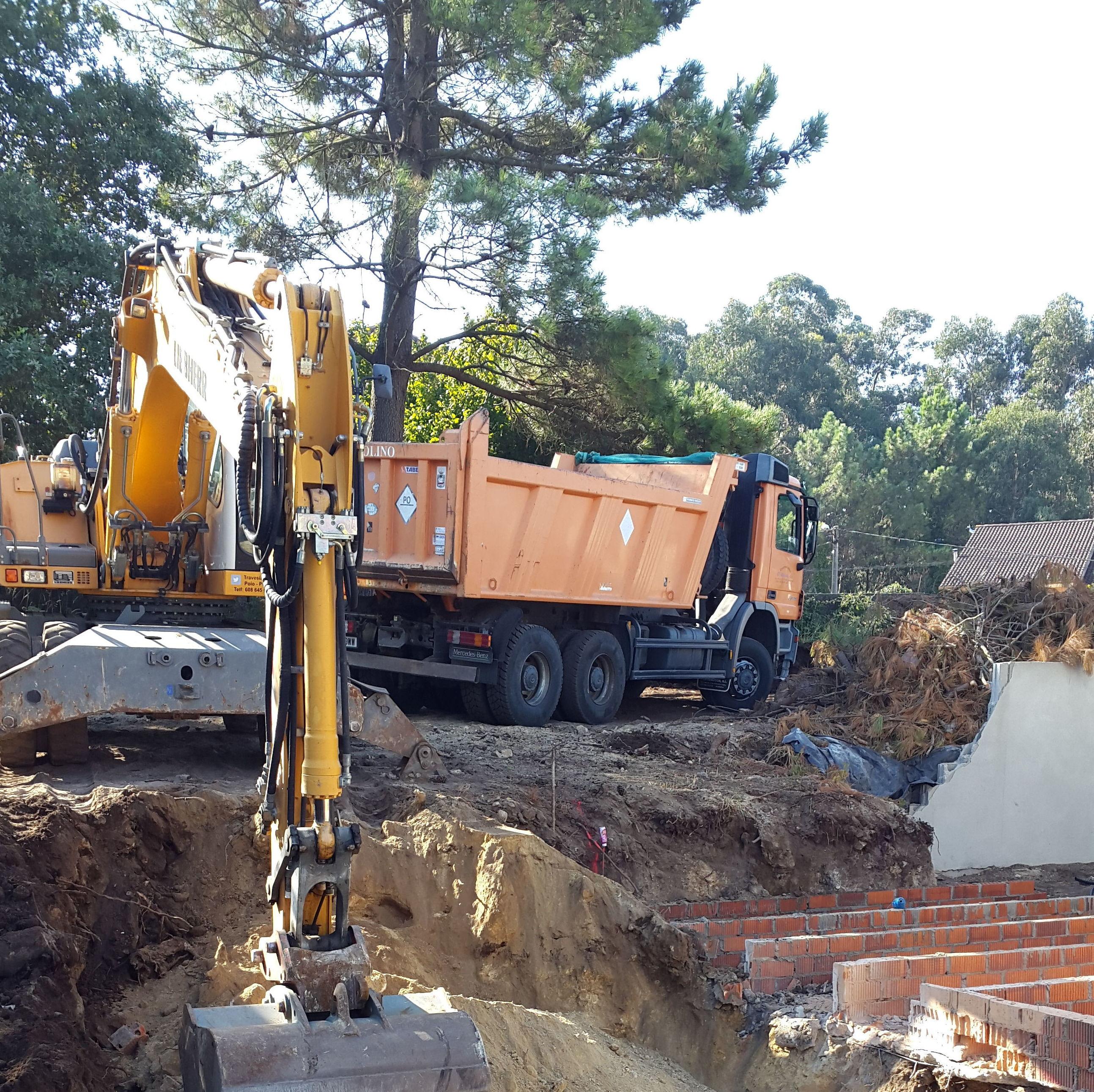 Foto 77 de Excavaciones en  | Excavaciones El Molino, S.L.