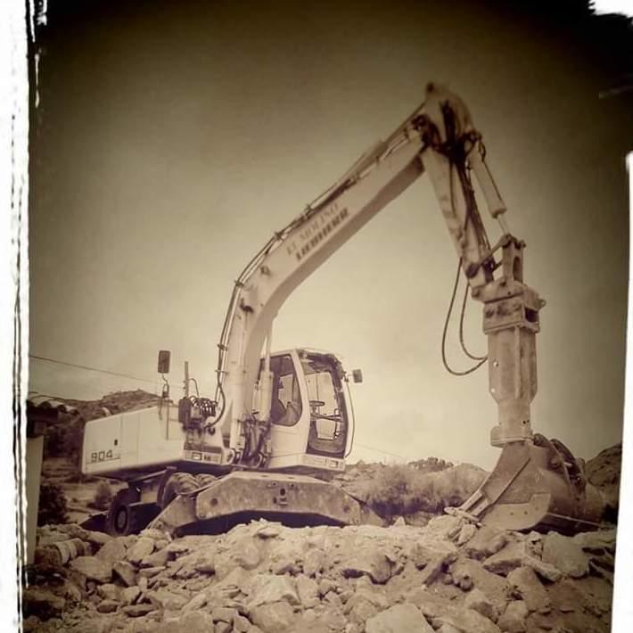 Foto 50 de Excavaciones en  | Excavaciones El Molino, S.L.