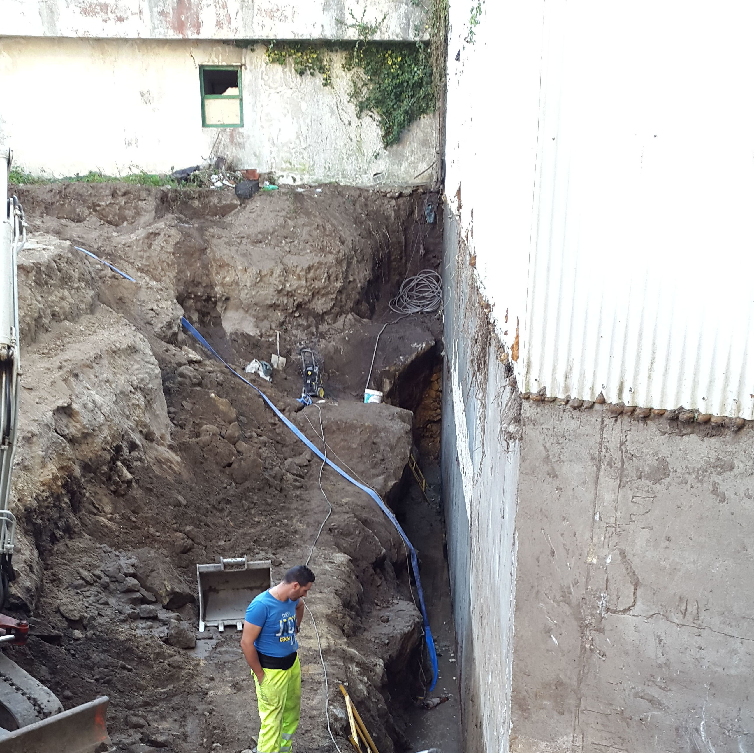 Foto 55 de Excavaciones en  | Excavaciones El Molino, S.L.