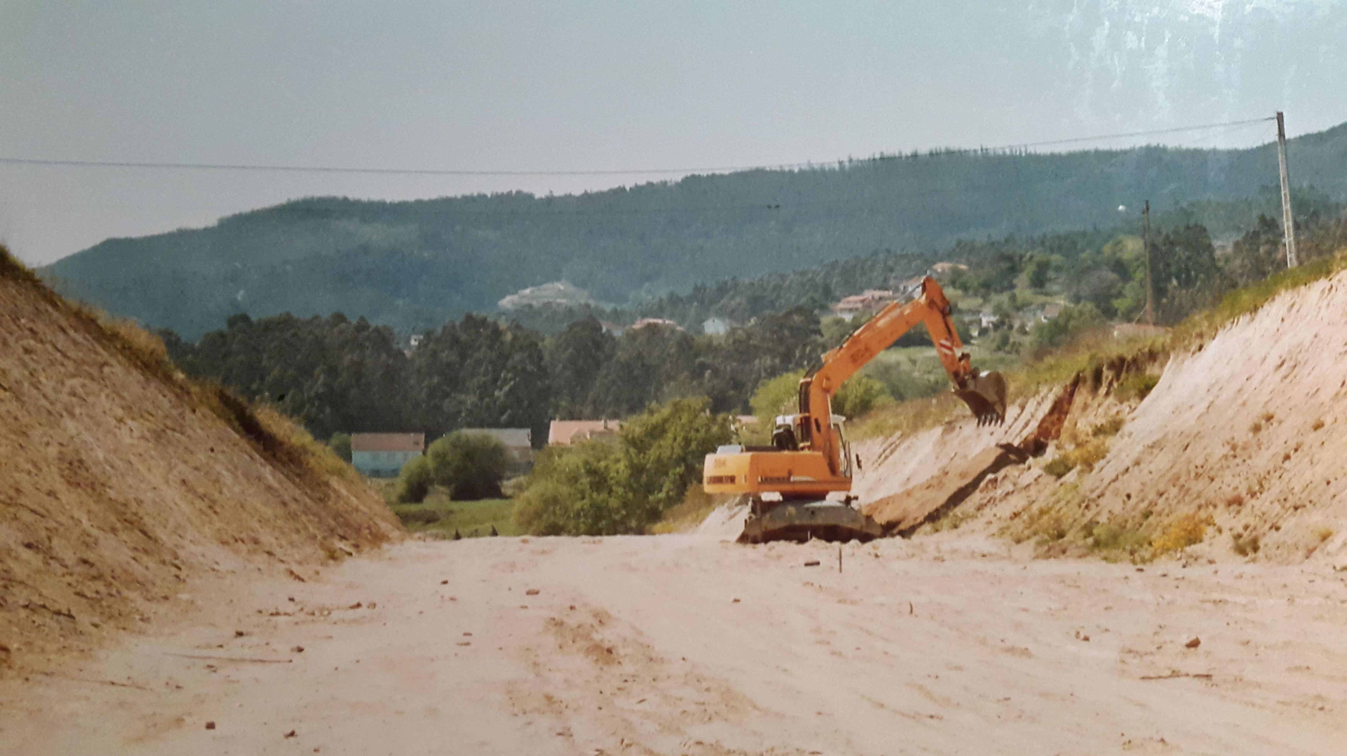 Foto 1 de Excavaciones en  | Excavaciones El Molino, S.L.