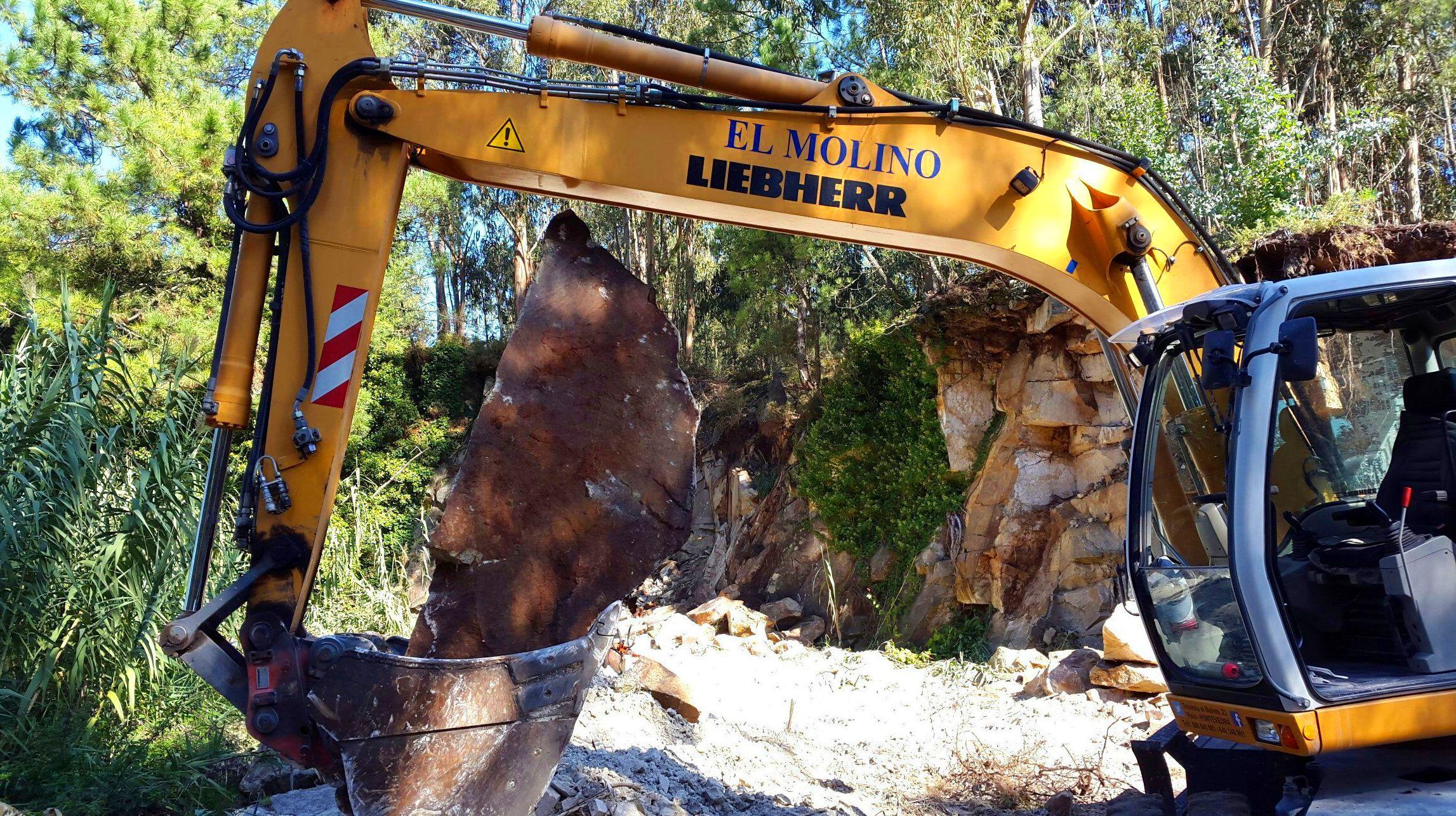 Foto 199 de Excavaciones en  | Excavaciones El Molino, S.L.