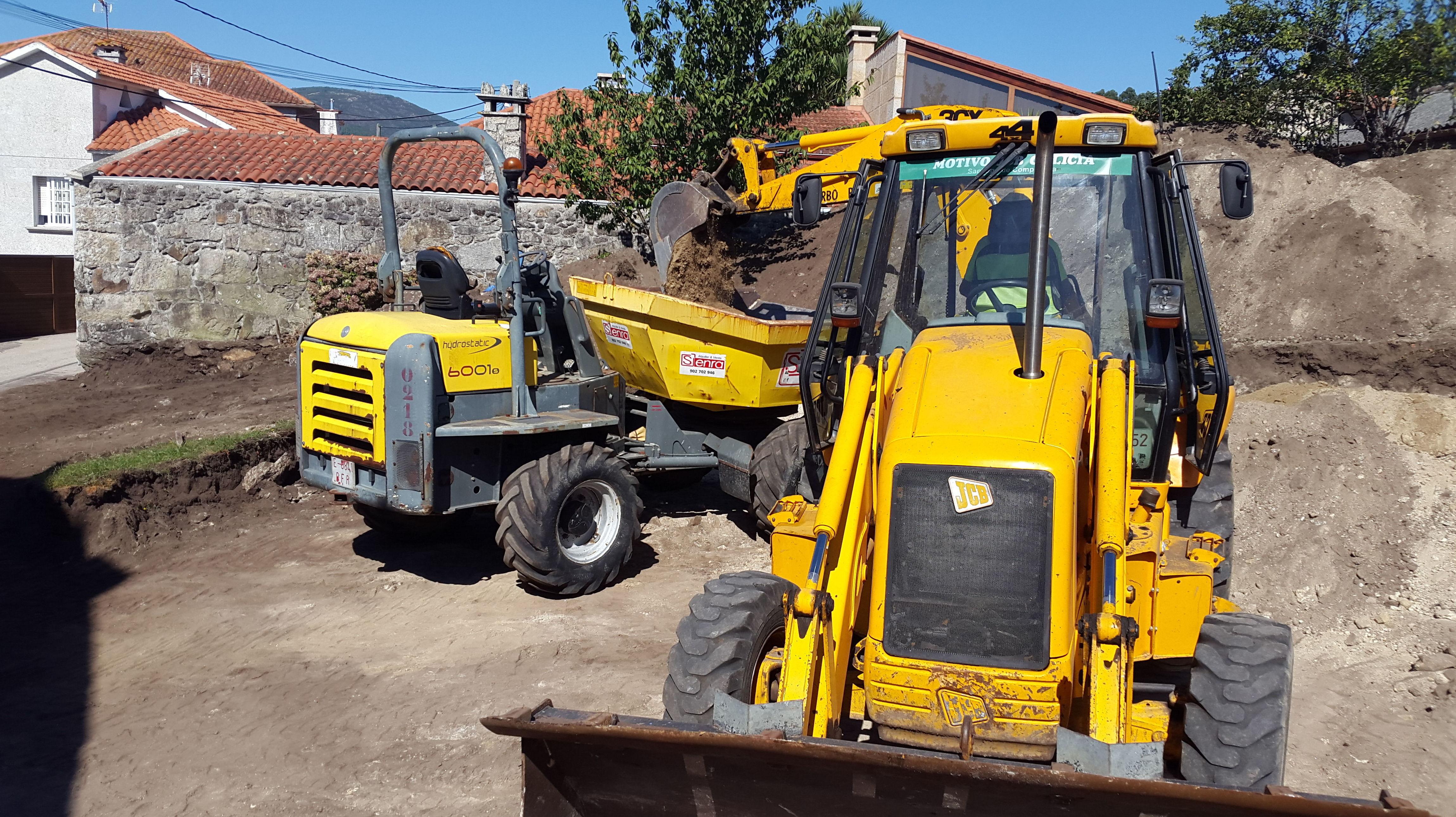 Foto 86 de Excavaciones en  | Excavaciones El Molino, S.L.