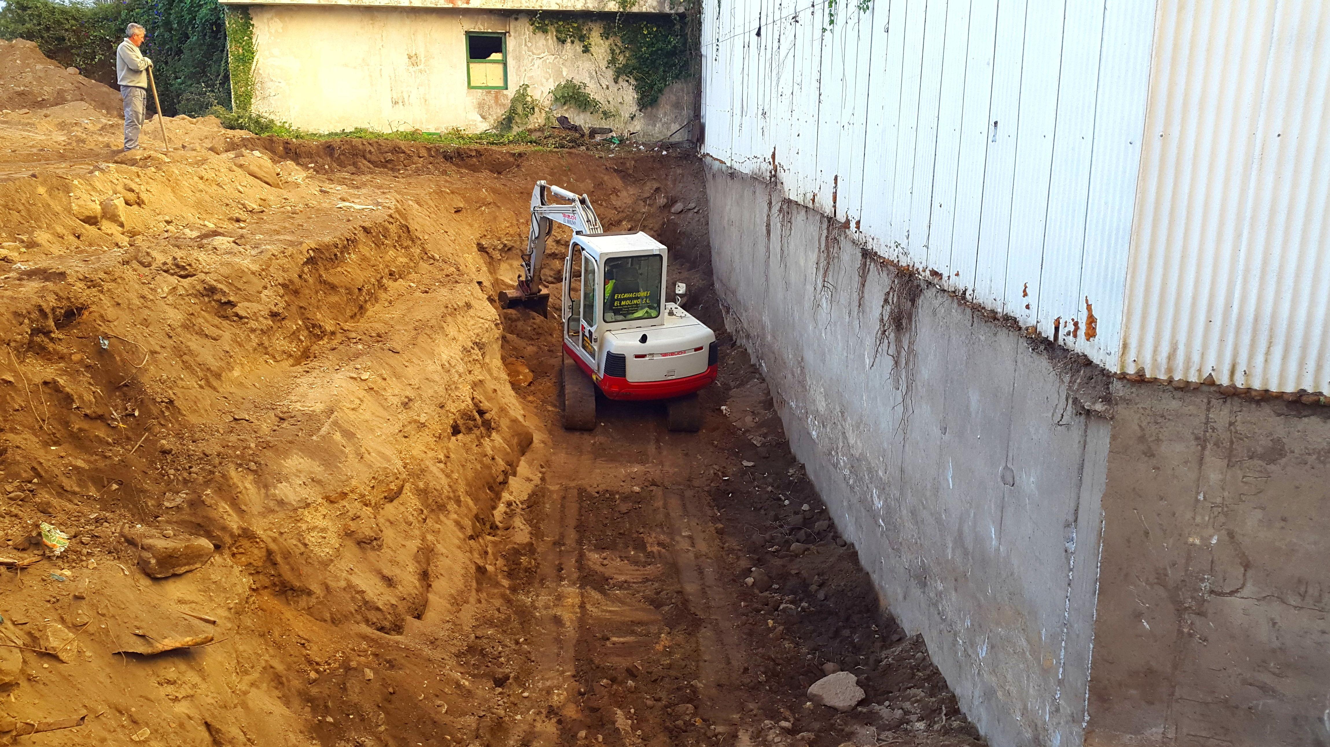 Foto 182 de Excavaciones en  | Excavaciones El Molino, S.L.