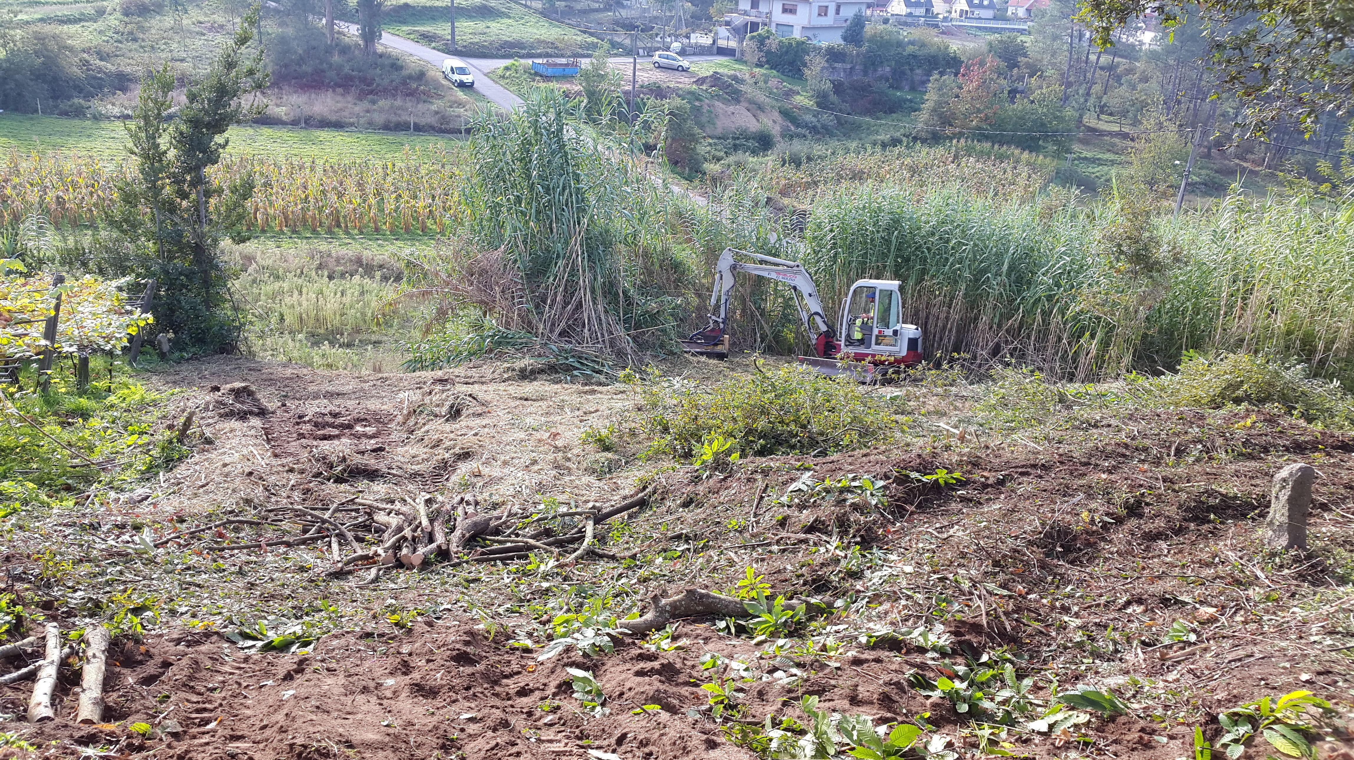 Foto 23 de Excavaciones en  | Excavaciones El Molino, S.L.