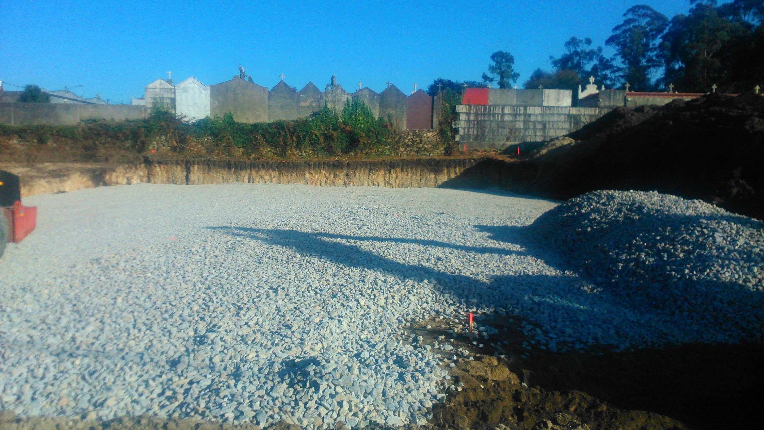 Foto 171 de Excavaciones en    Excavaciones El Molino, S.L.